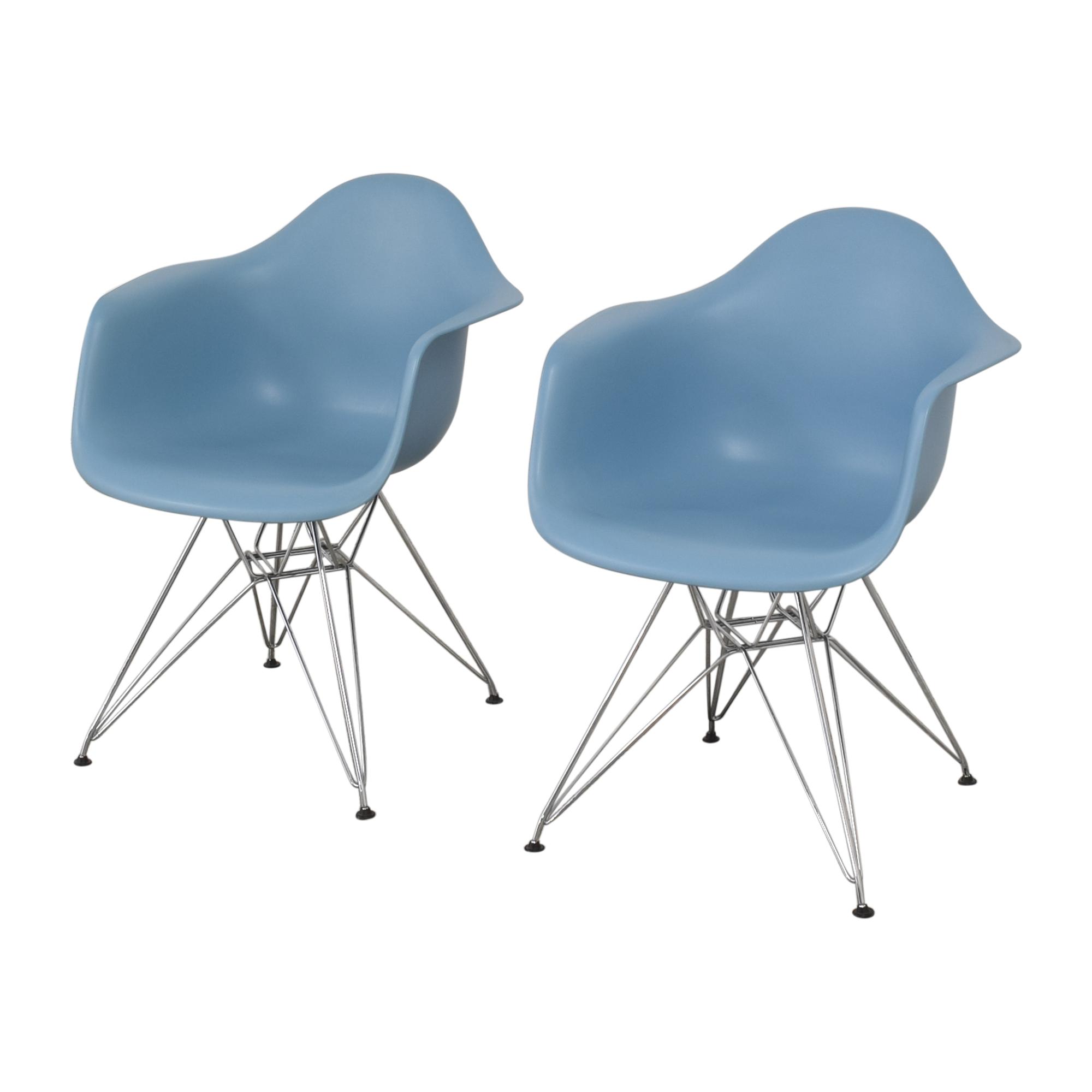 Herman Miller Herman Miller Eames Molded Armchairs for sale