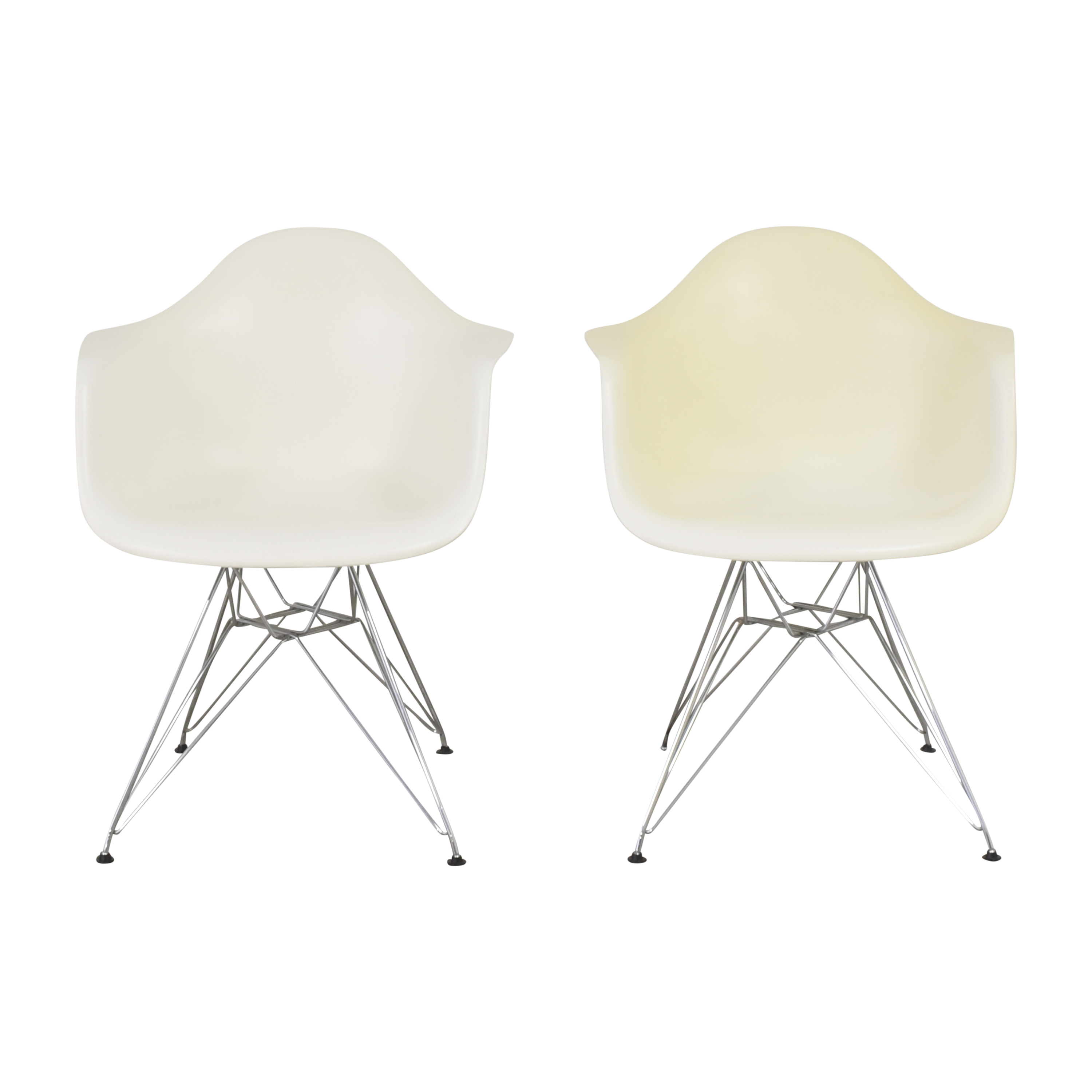 Design Within Reach Design Within Reach Eames Molded Arm Chairs used