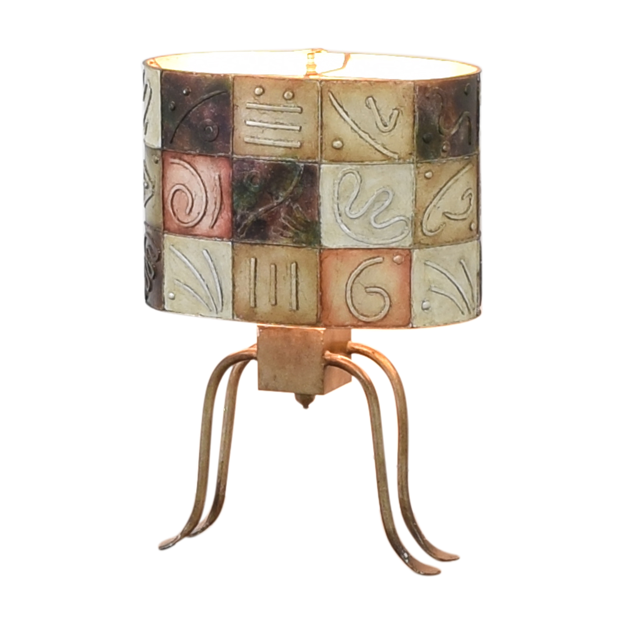 Decorative Table Lamp dimensions