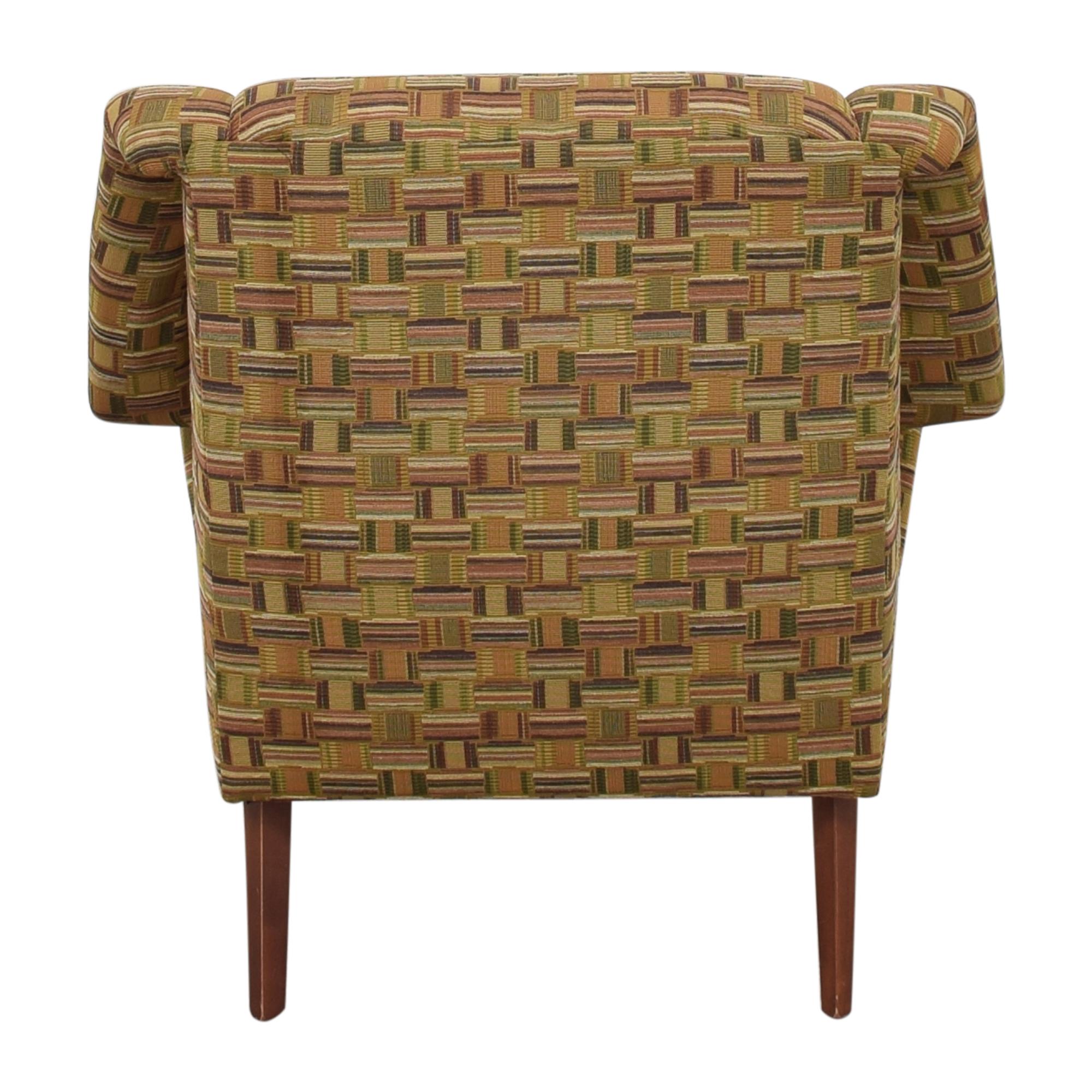 Maurice Villency Maurice Villency Modern Arm Chair Chairs