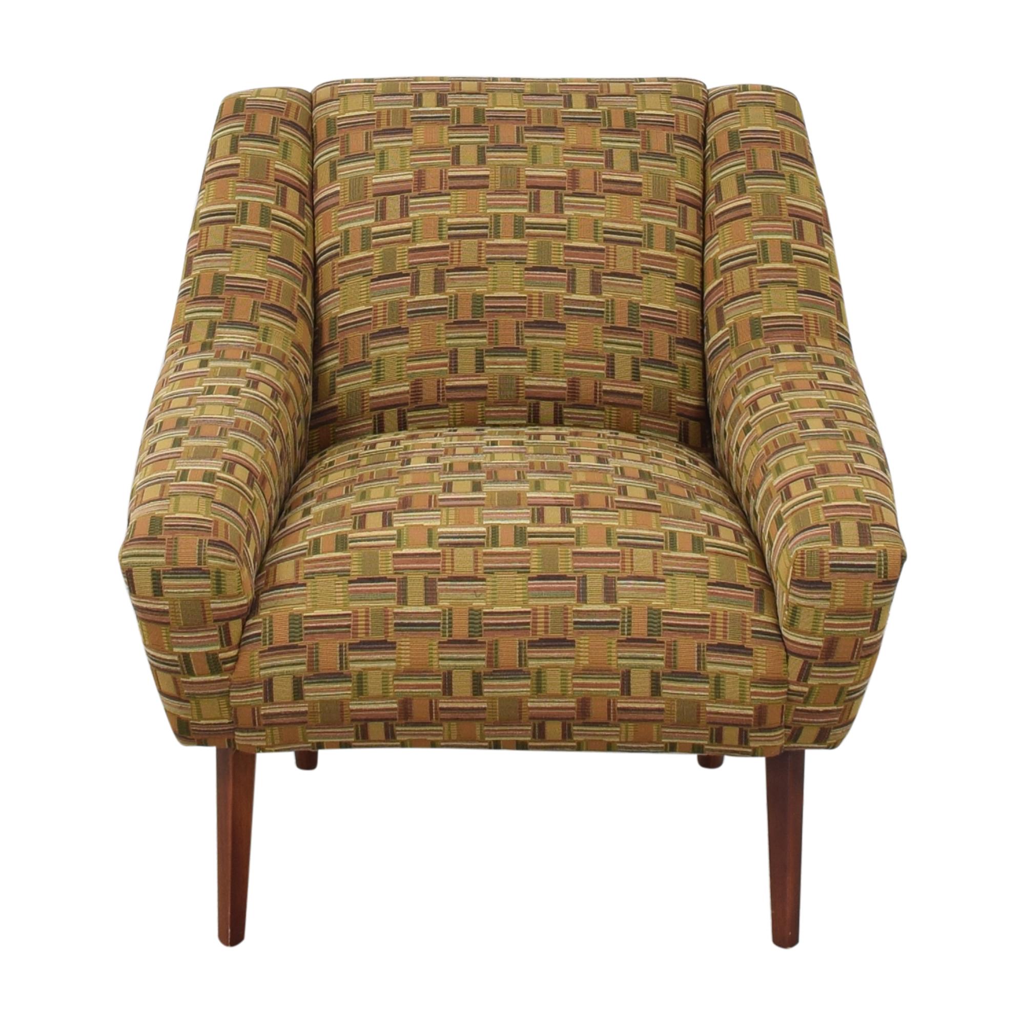 Maurice Villency Maurice Villency Modern Arm Chair nj