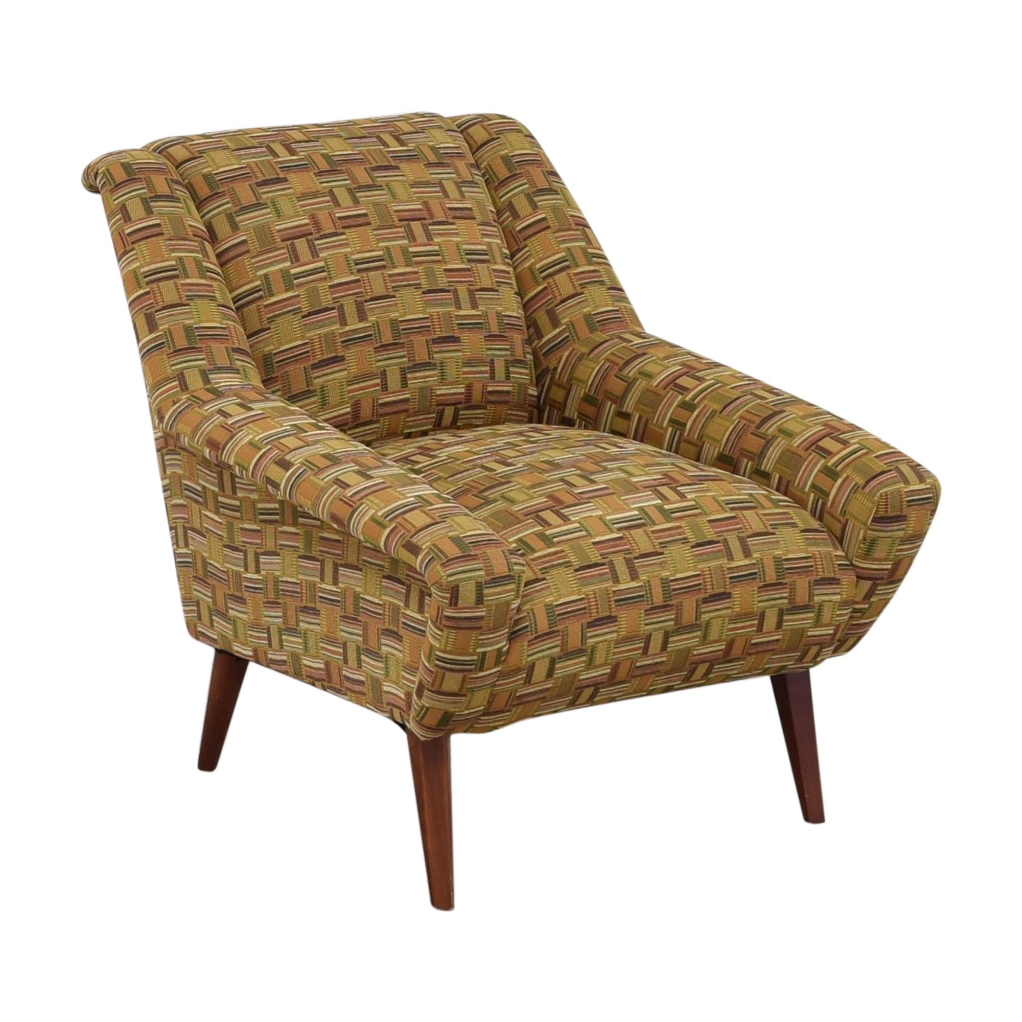 shop Maurice Villency Modern Arm Chair Maurice Villency Chairs
