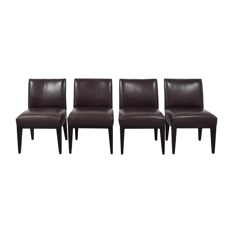 shop Maurice Villency Maurice Villency Modern Side Dining Chairs online