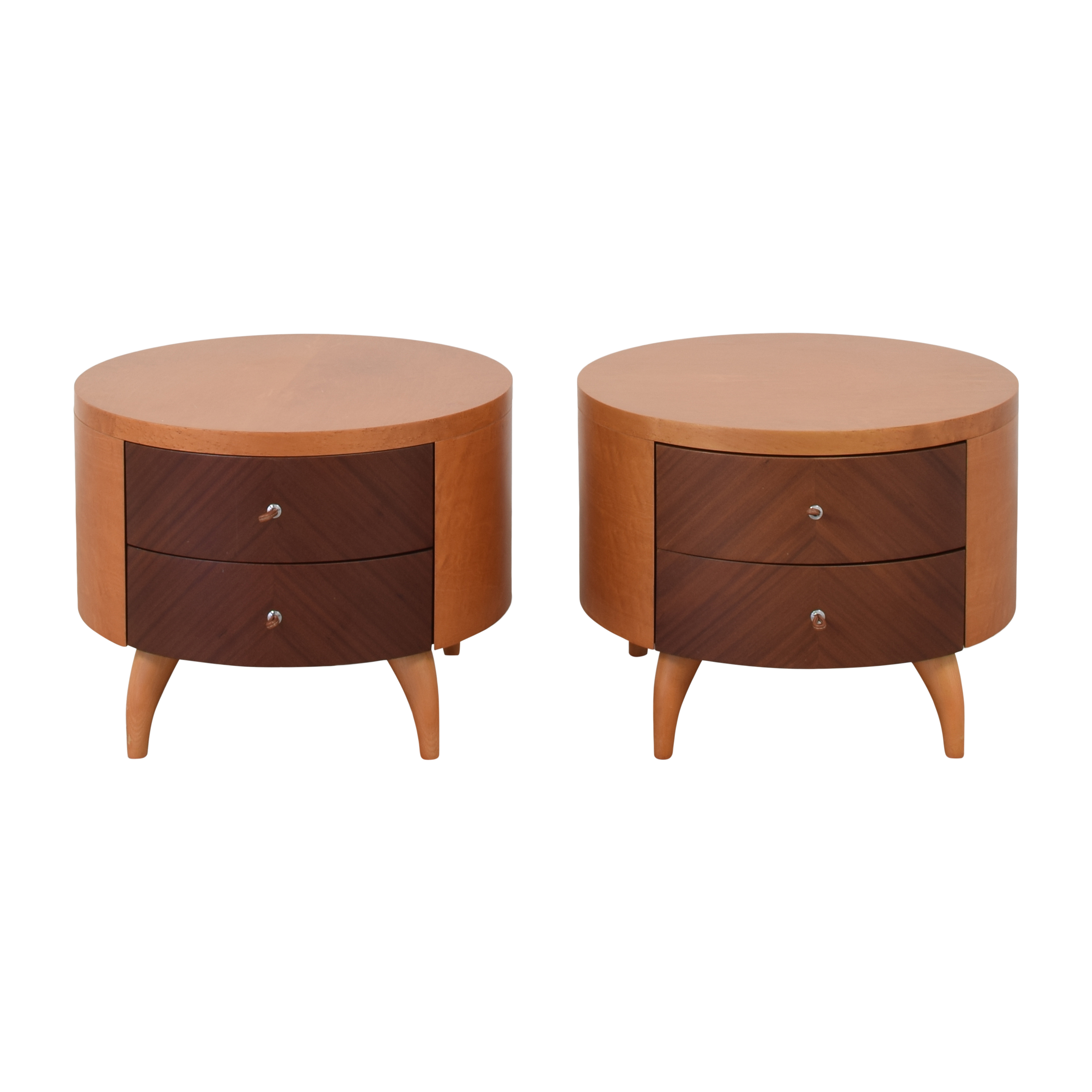 Maurice Villency Maurice Villency End Tables nyc