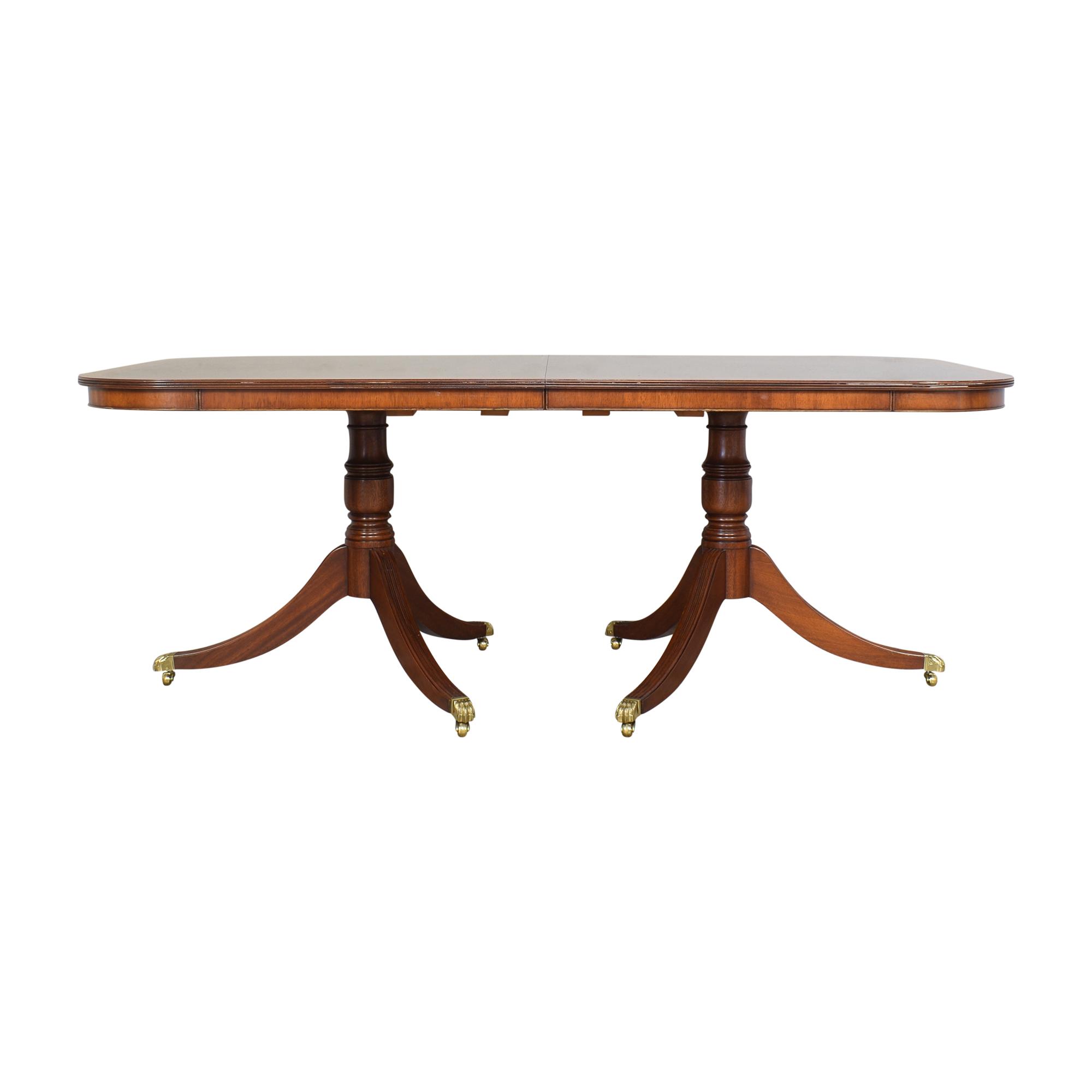 Ardley Hall Ardley Hall Extendable Dining Table nj