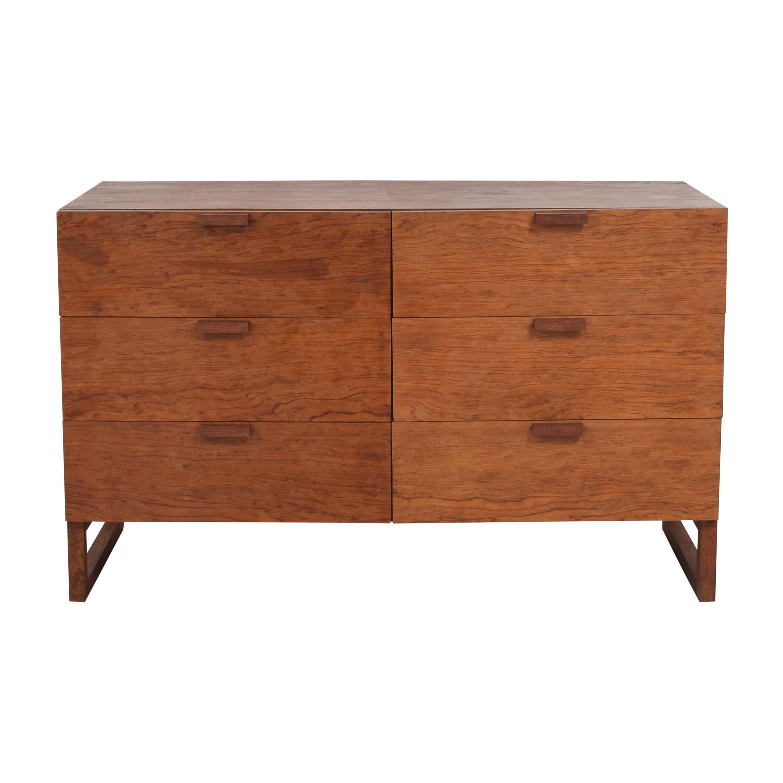 shop Custom Double Dresser
