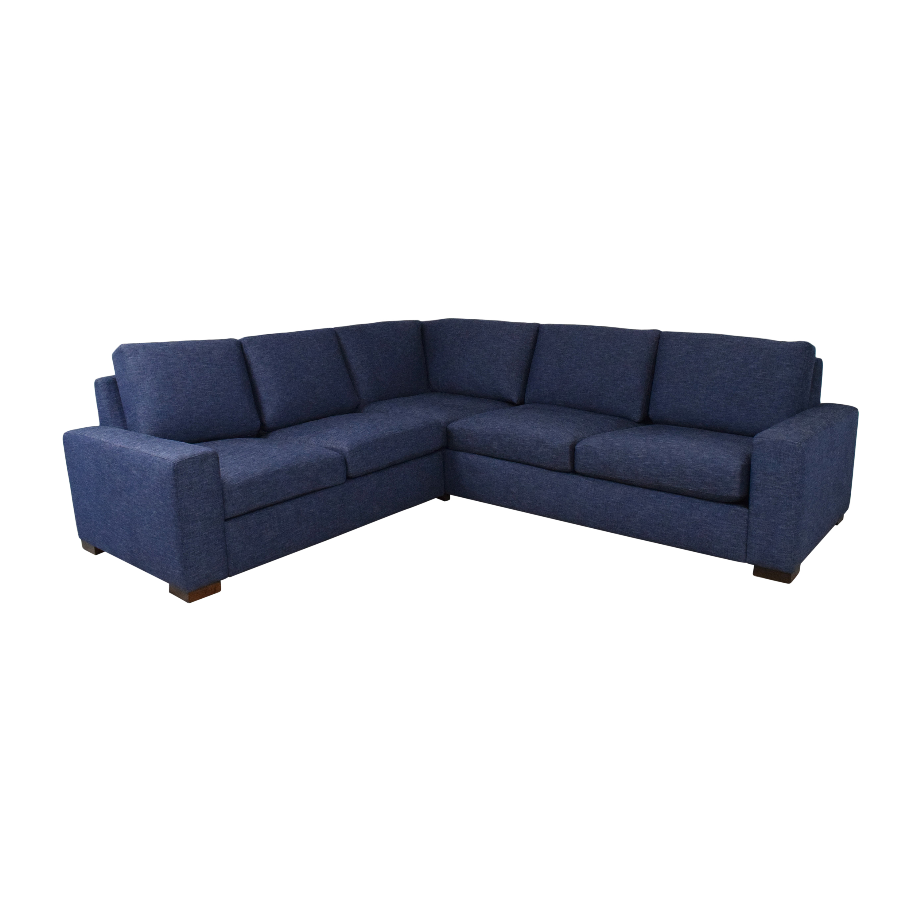 BenchMade Modern BenchMade Modern Couch Potato Sectional Sofa ct