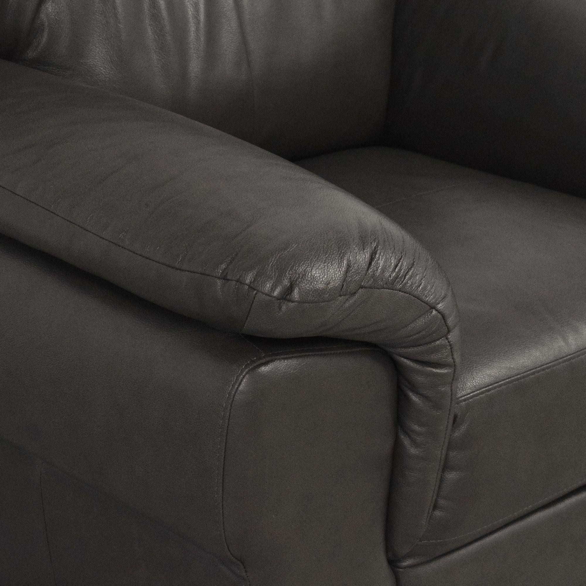 shop Raymour & Flanigan Luca Chair Raymour & Flanigan Chairs