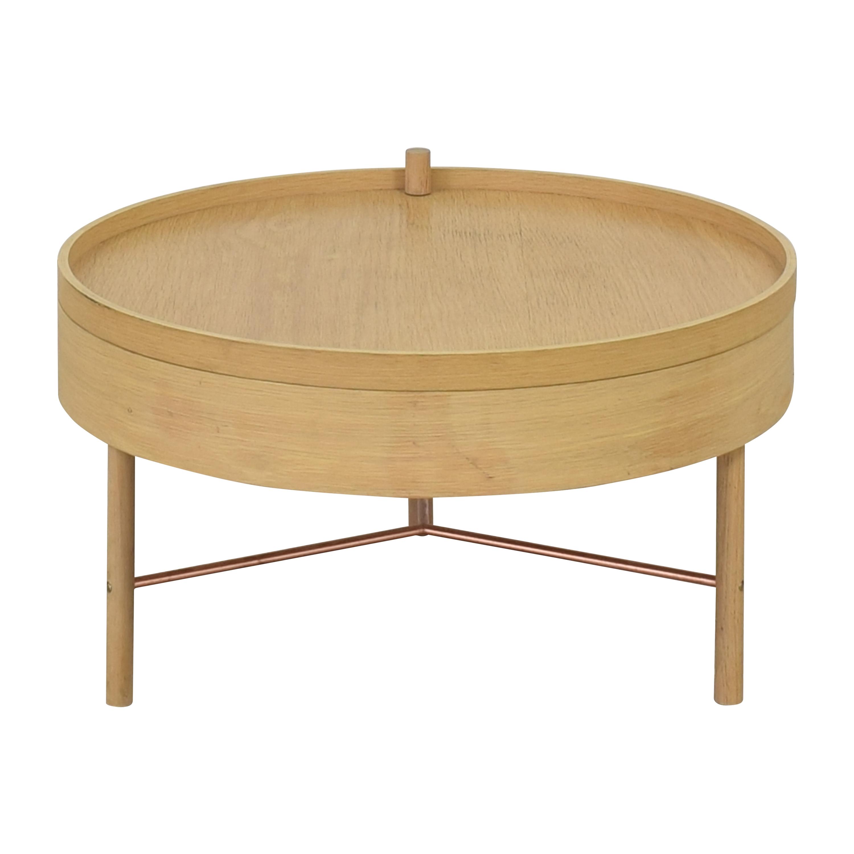 Menu Design Shop Menu Design Shop Turning Coffee Table Tables