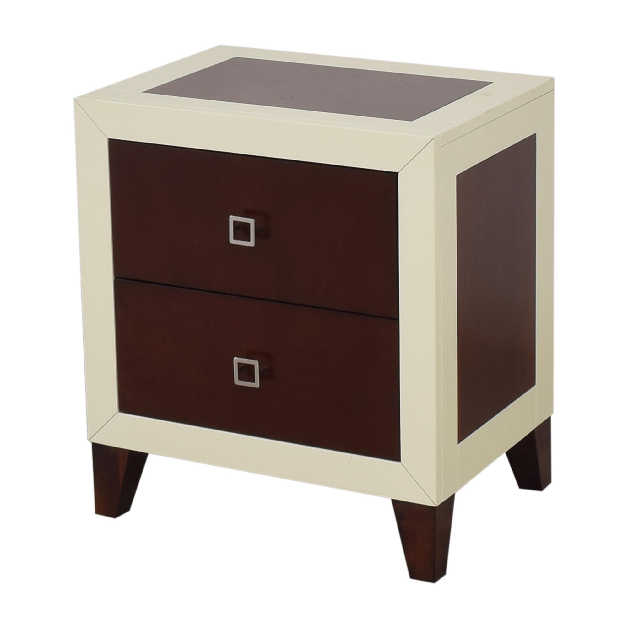 buy Najarian Furniture Zeno Nightstand Najarian Furniture Tables