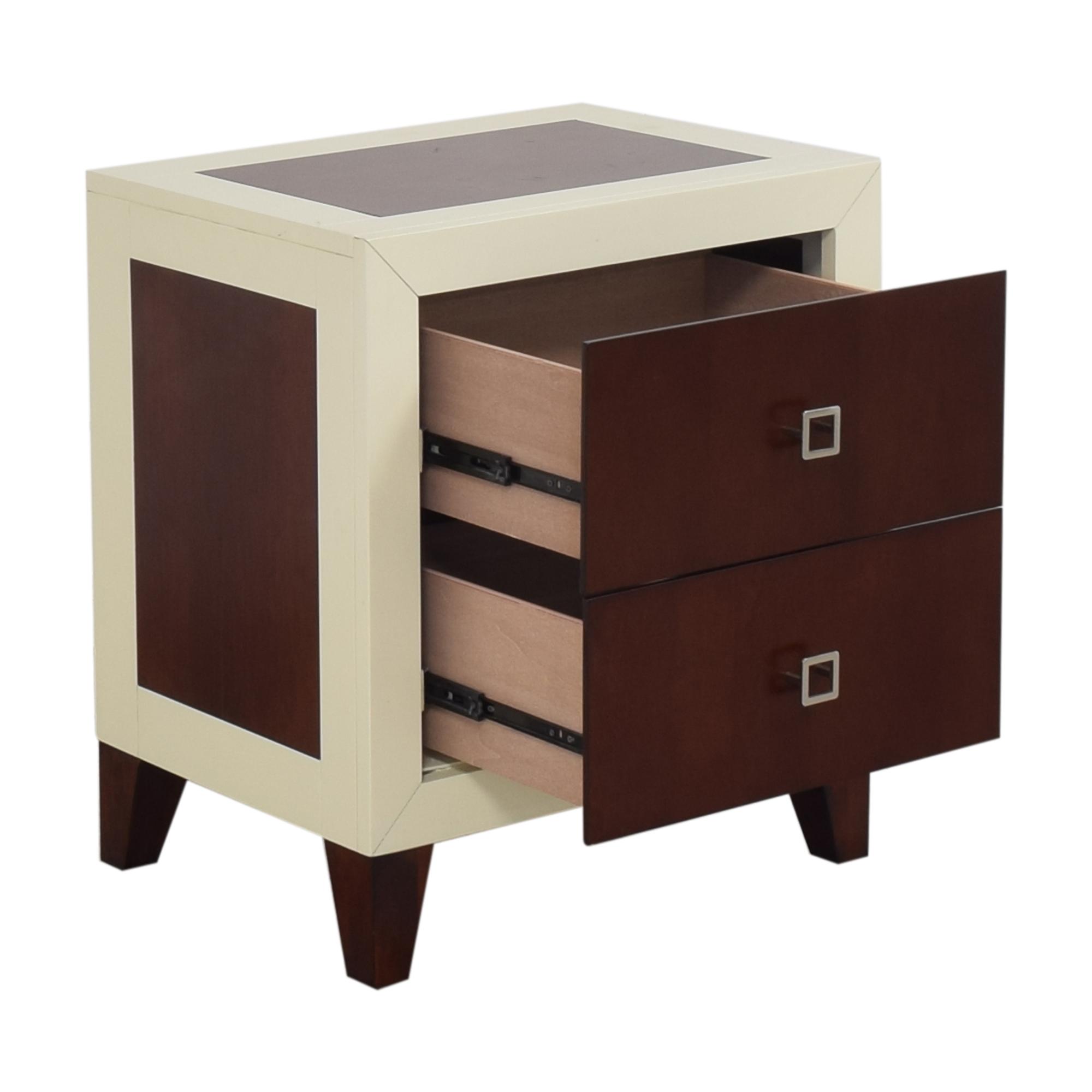 buy Najarian Furniture Zeno Nightstand Najarian Furniture End Tables