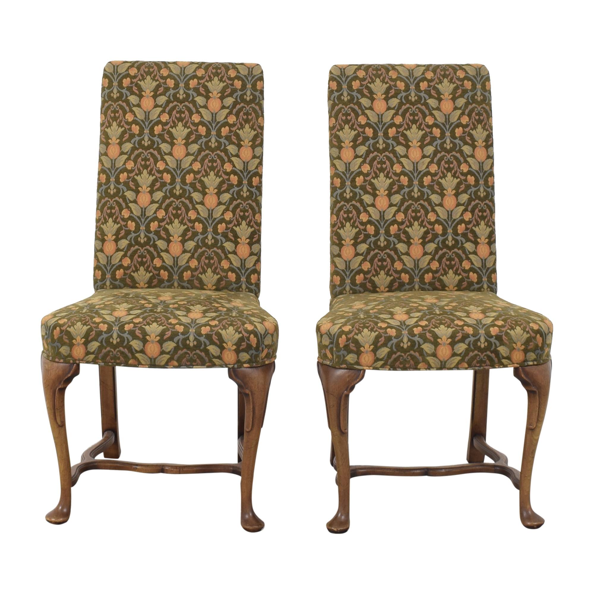 Macy's Upholstered Dining Chairs sale