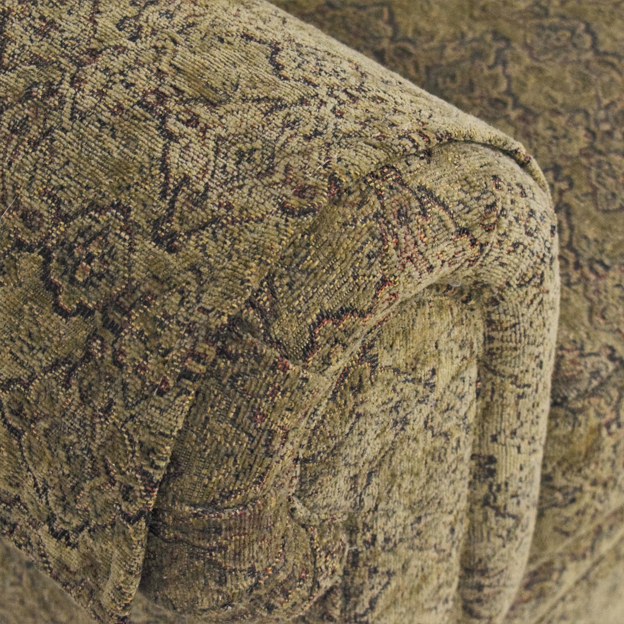 buy Henredon Upholstered Loveseat Henredon Furniture Loveseats