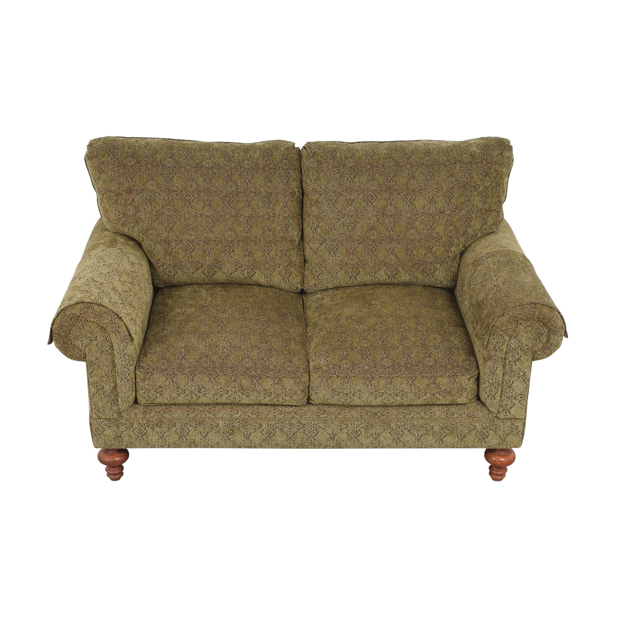 Henredon Furniture Henredon Upholstered Loveseat on sale