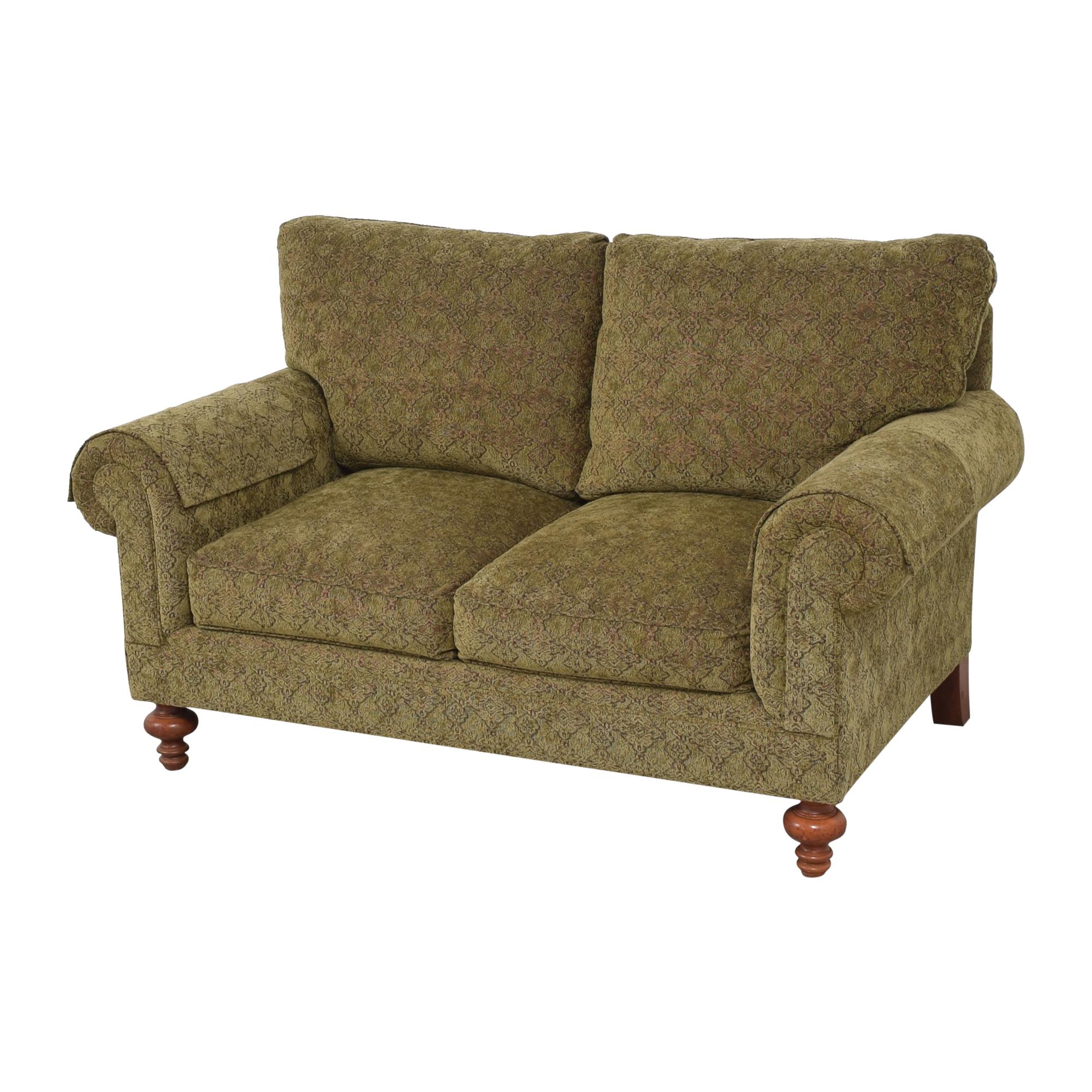 shop Henredon Upholstered Loveseat Henredon Furniture