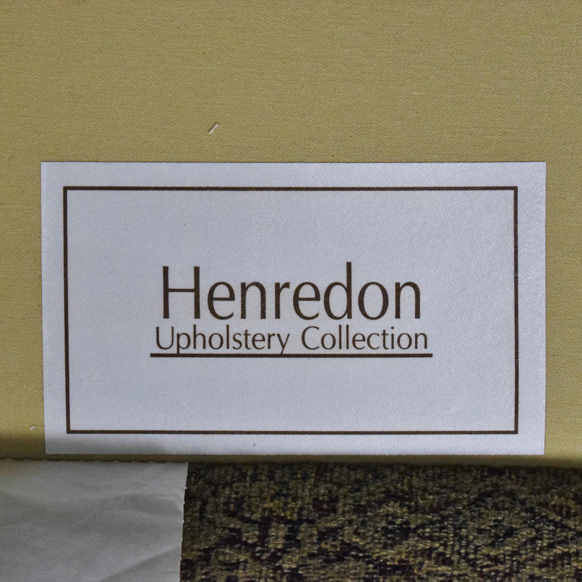 Henredon Furniture Henredon Upholstered Loveseat ma
