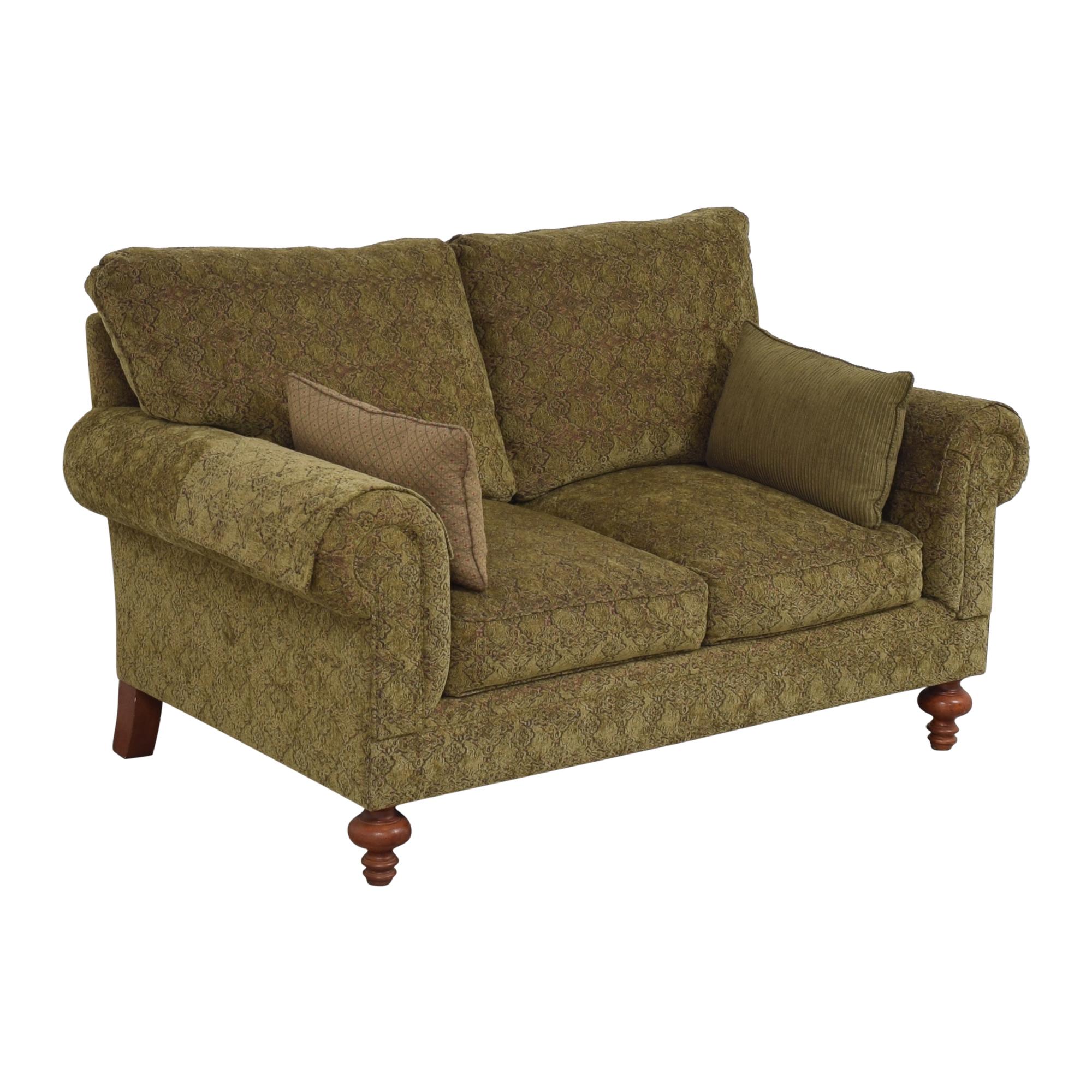shop Henredon Upholstered Loveseat Henredon Furniture Loveseats