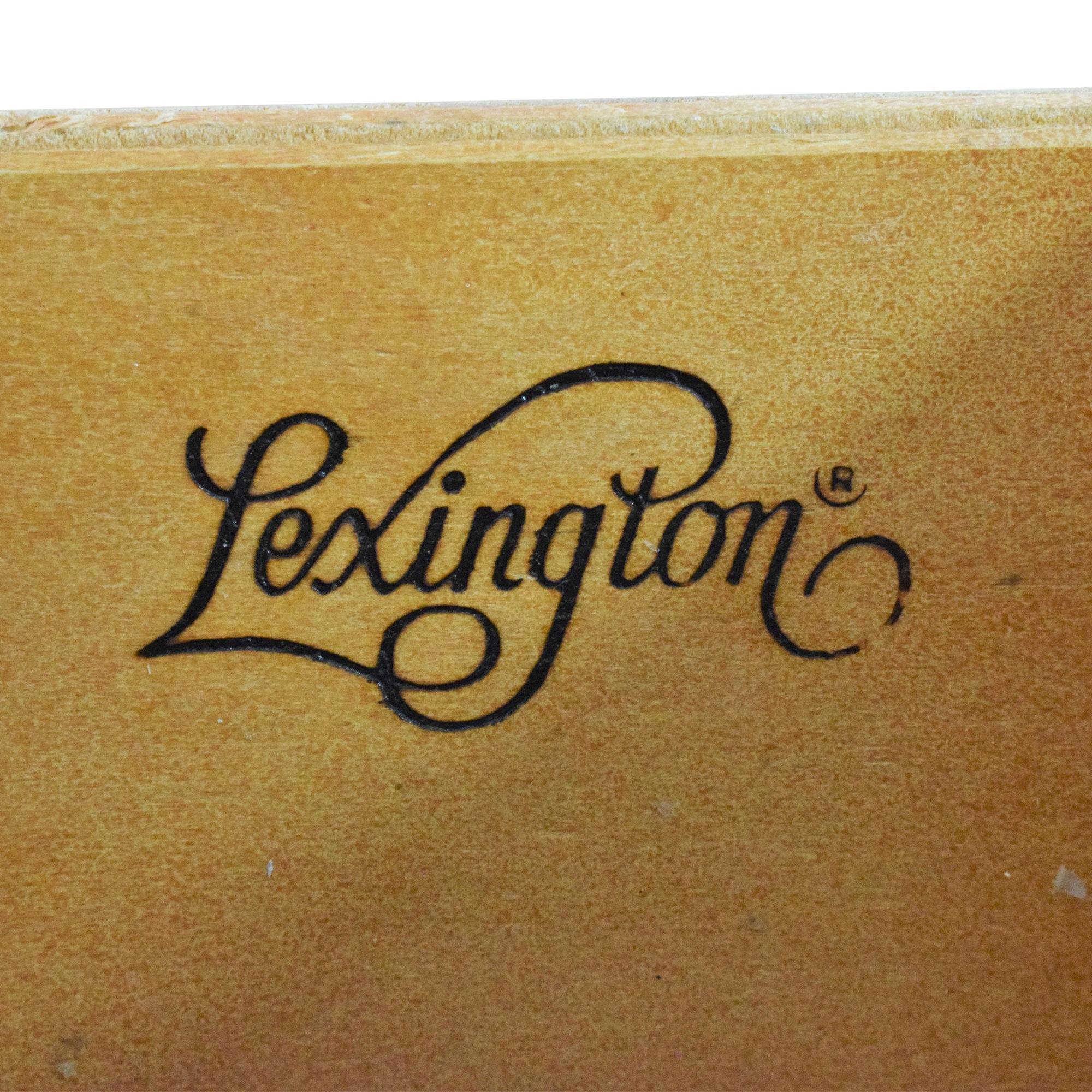 Lexington Furniture Betsy Cameron for Lexington Dresser with Hutch on sale