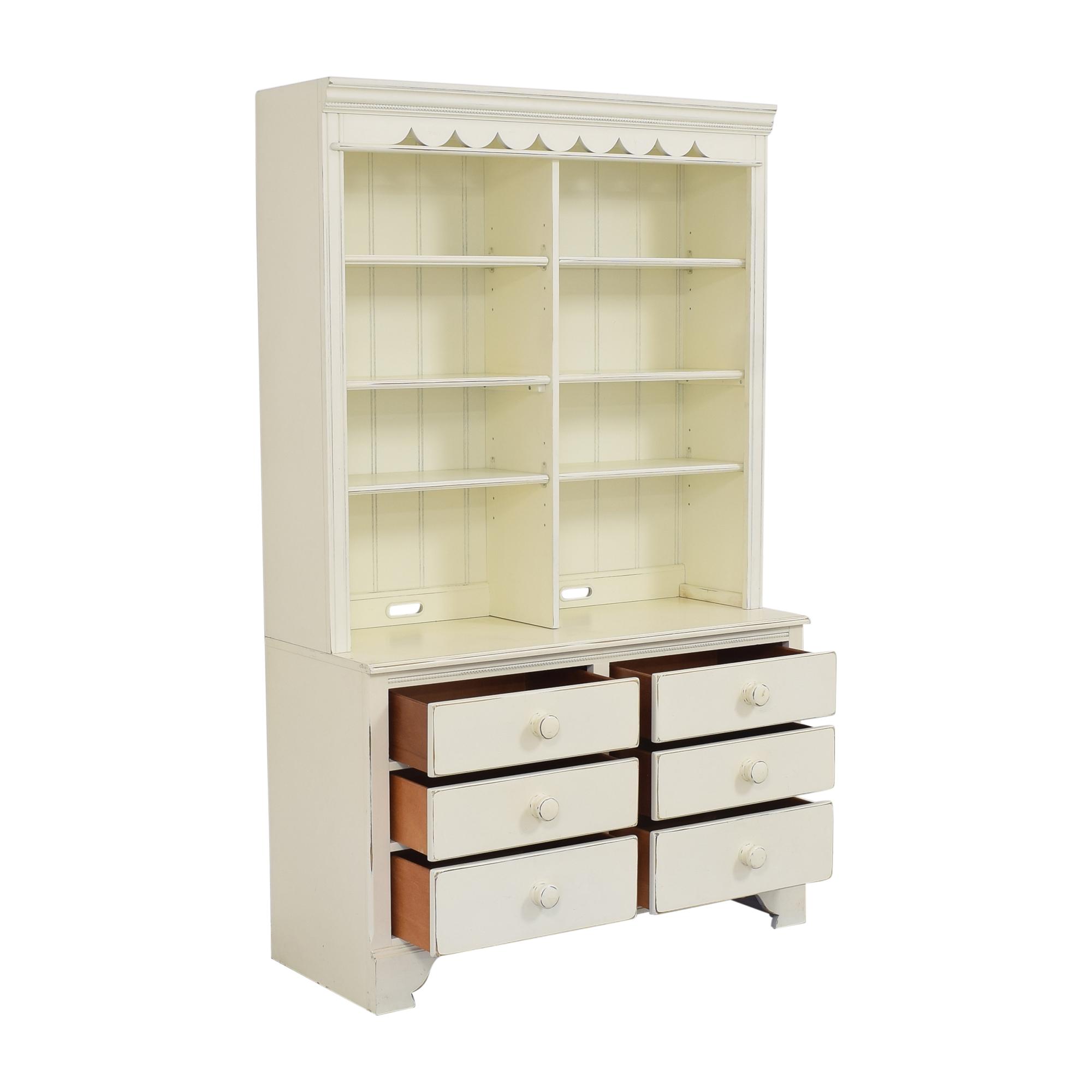 Lexington Furniture Betsy Cameron for Lexington Dresser with Hutch pa