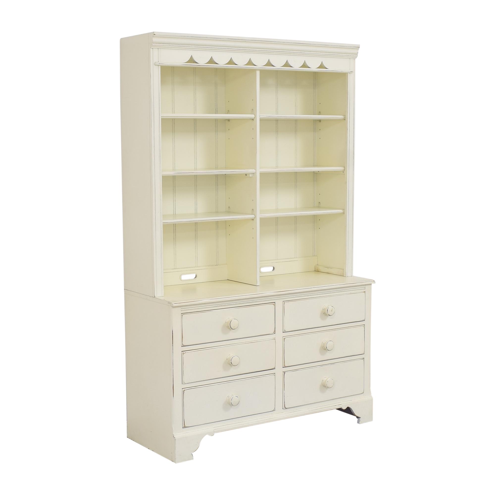 Betsy Cameron for Lexington Dresser with Hutch Lexington Furniture
