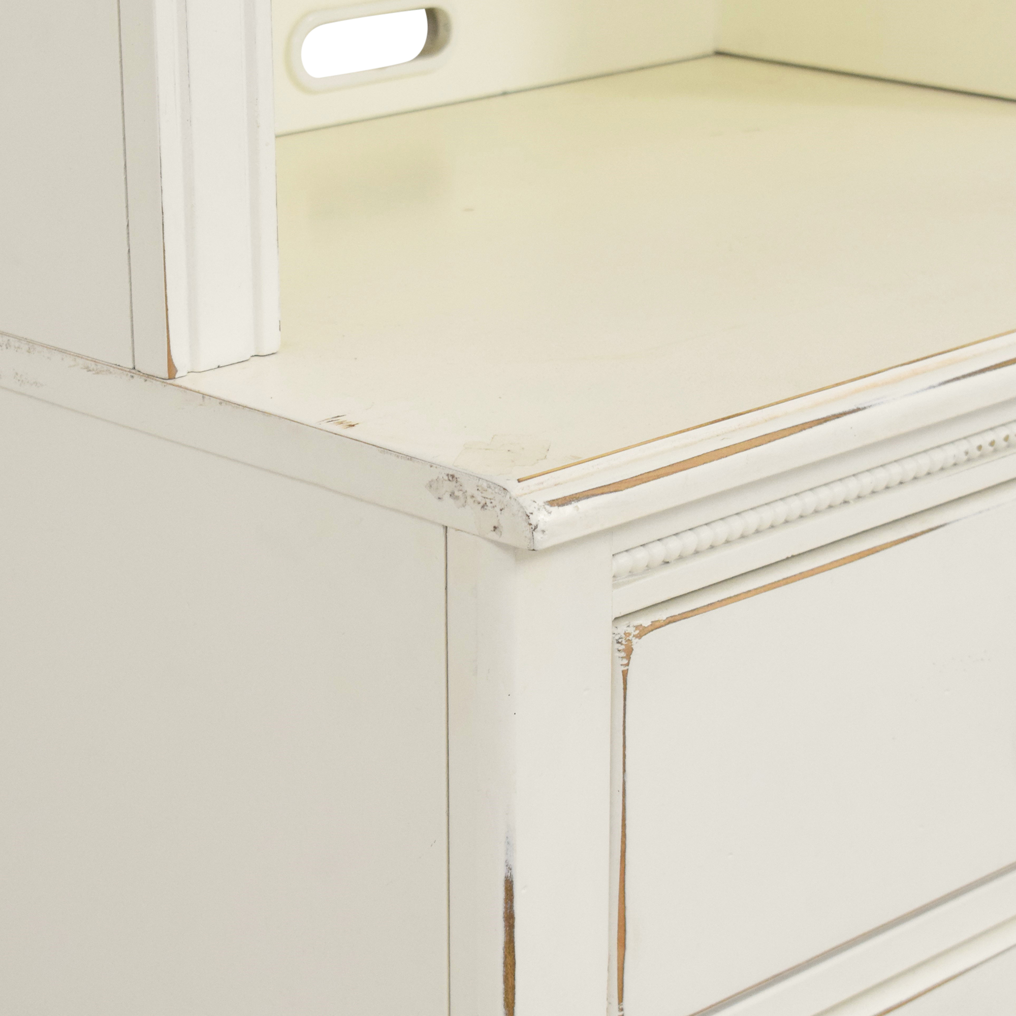 Betsy Cameron for Lexington Dresser with Hutch / Cabinets & Sideboards
