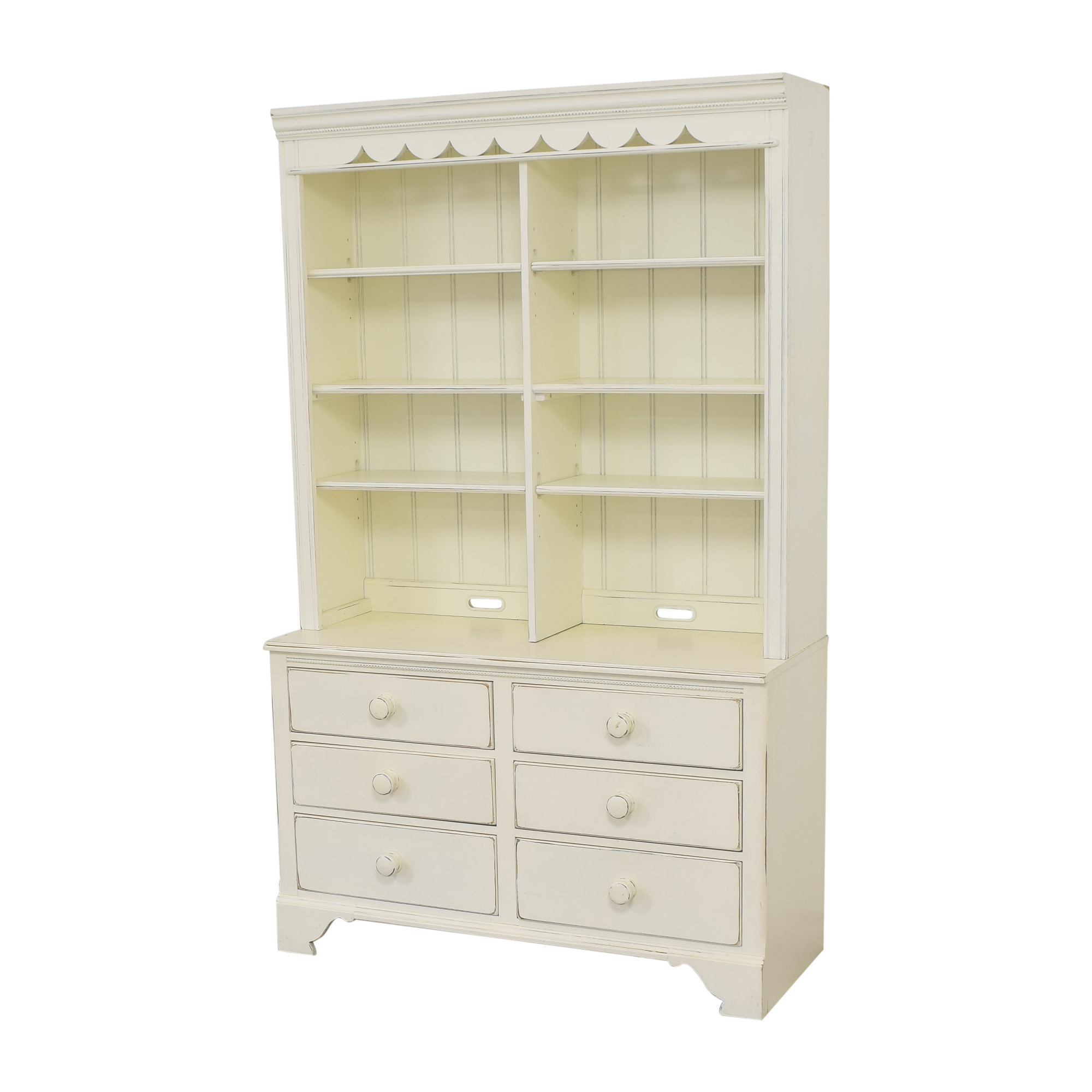 Betsy Cameron for Lexington Dresser with Hutch sale
