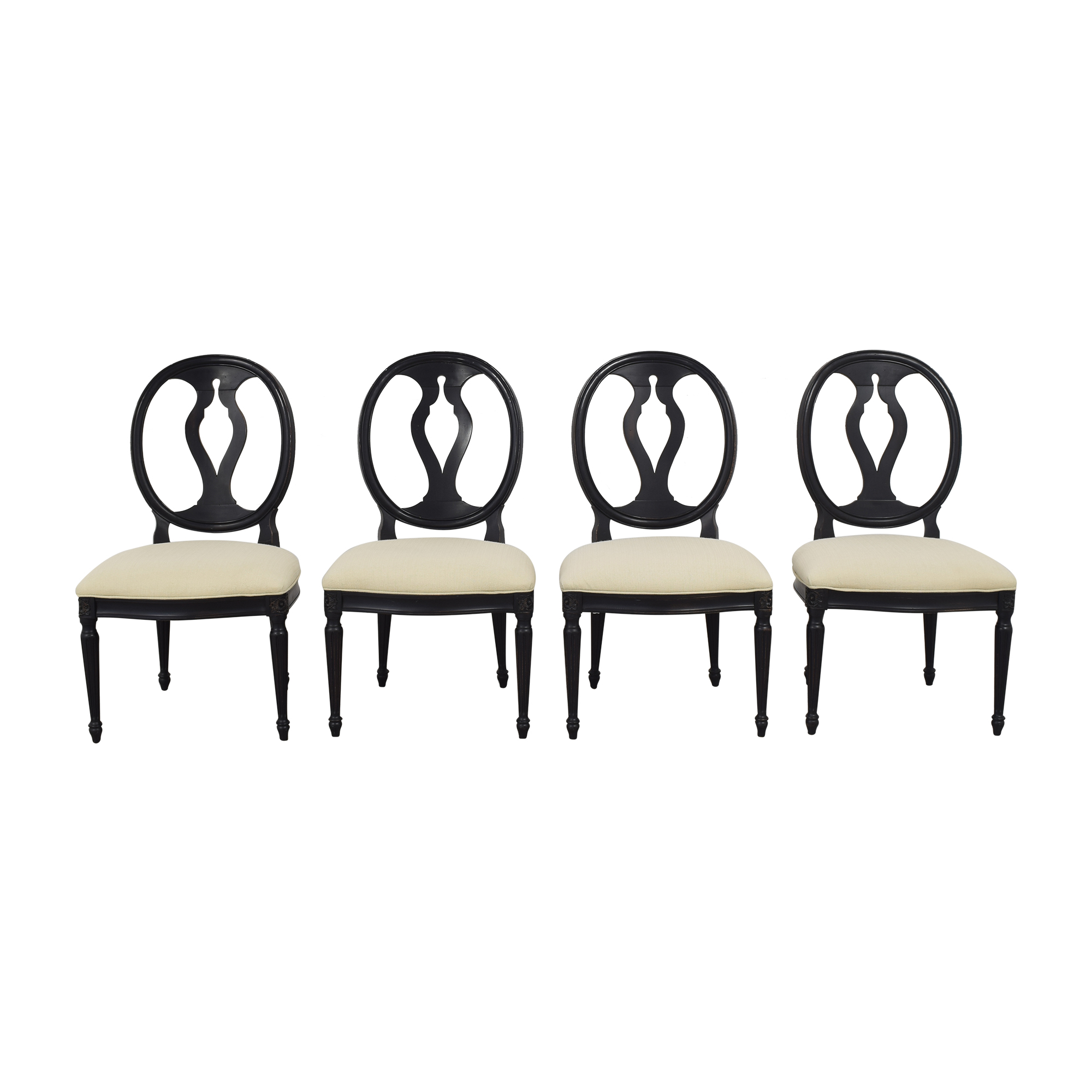 Ethan Allen Margaux Dining Side Chairs / Chairs