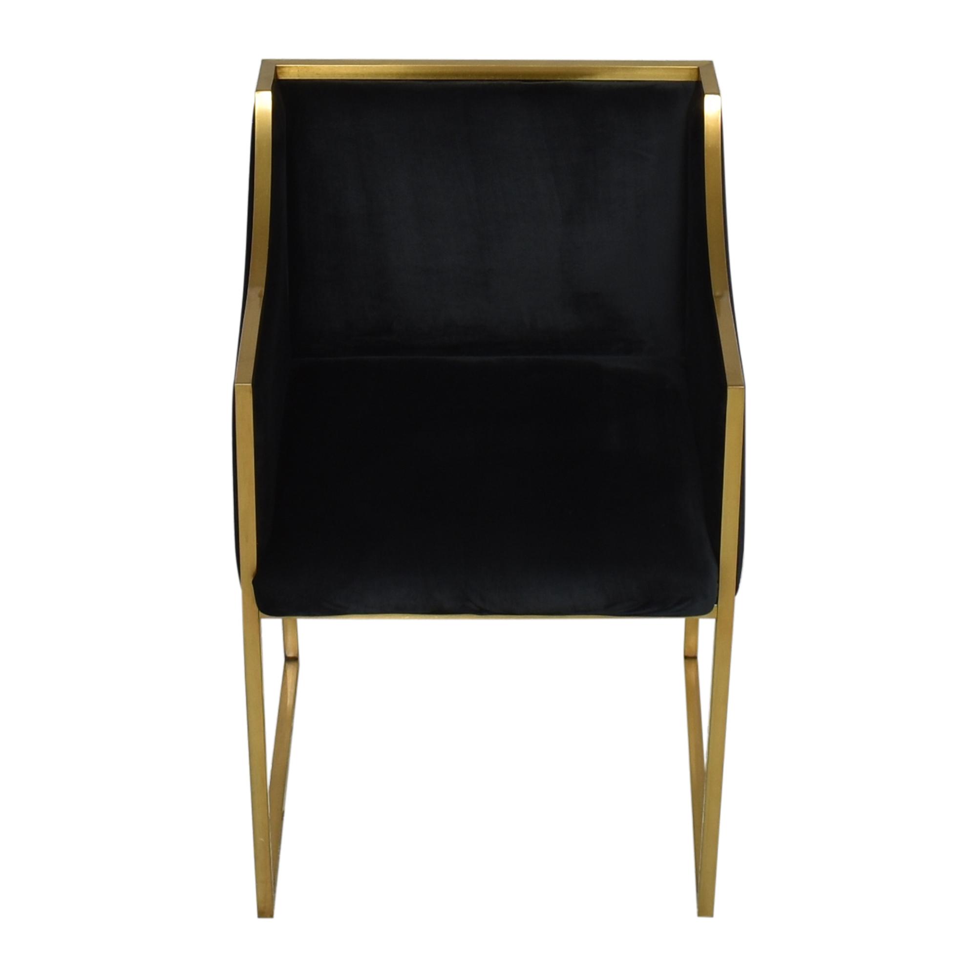 TOV TOV Atara Accent Chair used
