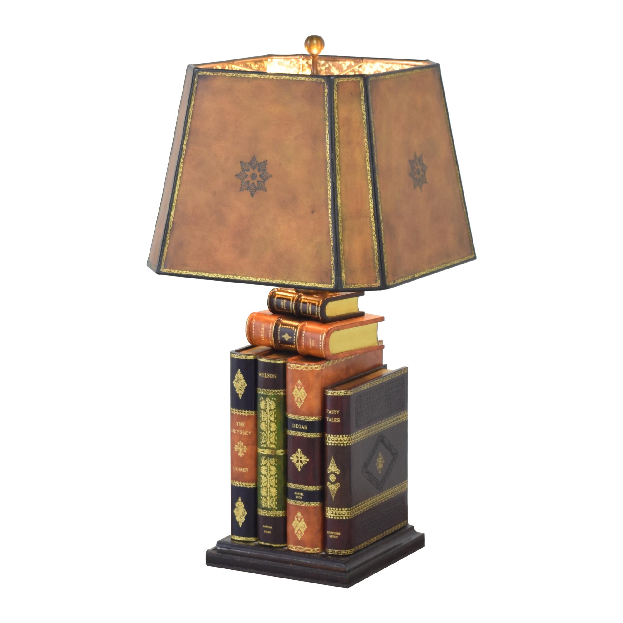 Maitland-Smith Maitland-Smith Library Table Lamp ct