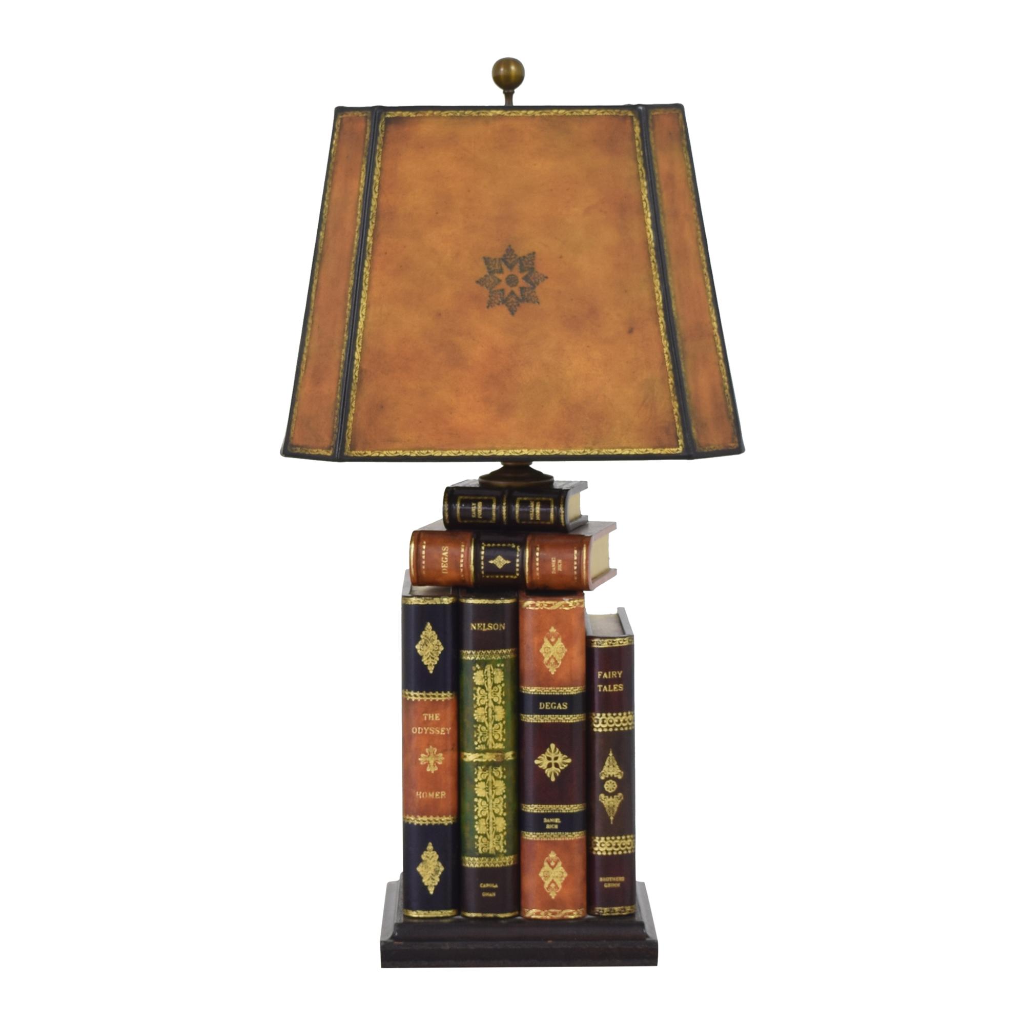 Maitland-Smith Maitland-Smith Library Table Lamp nj