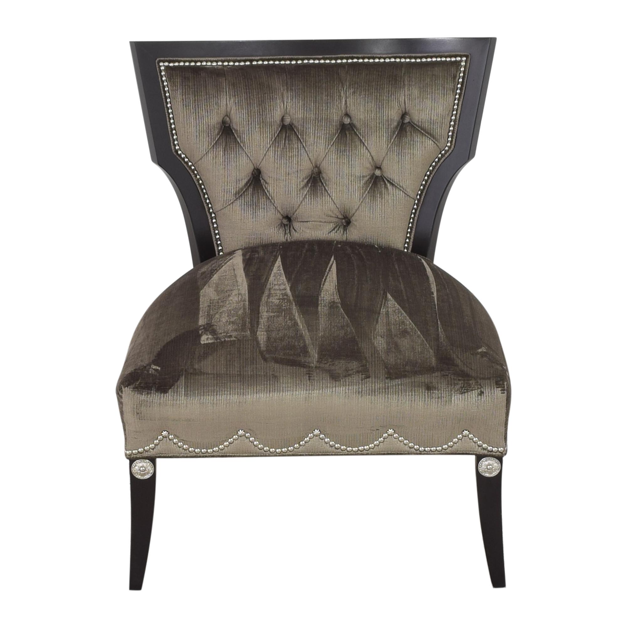 shop Lane Furniture Nailhead Accent Chair Lane Furniture