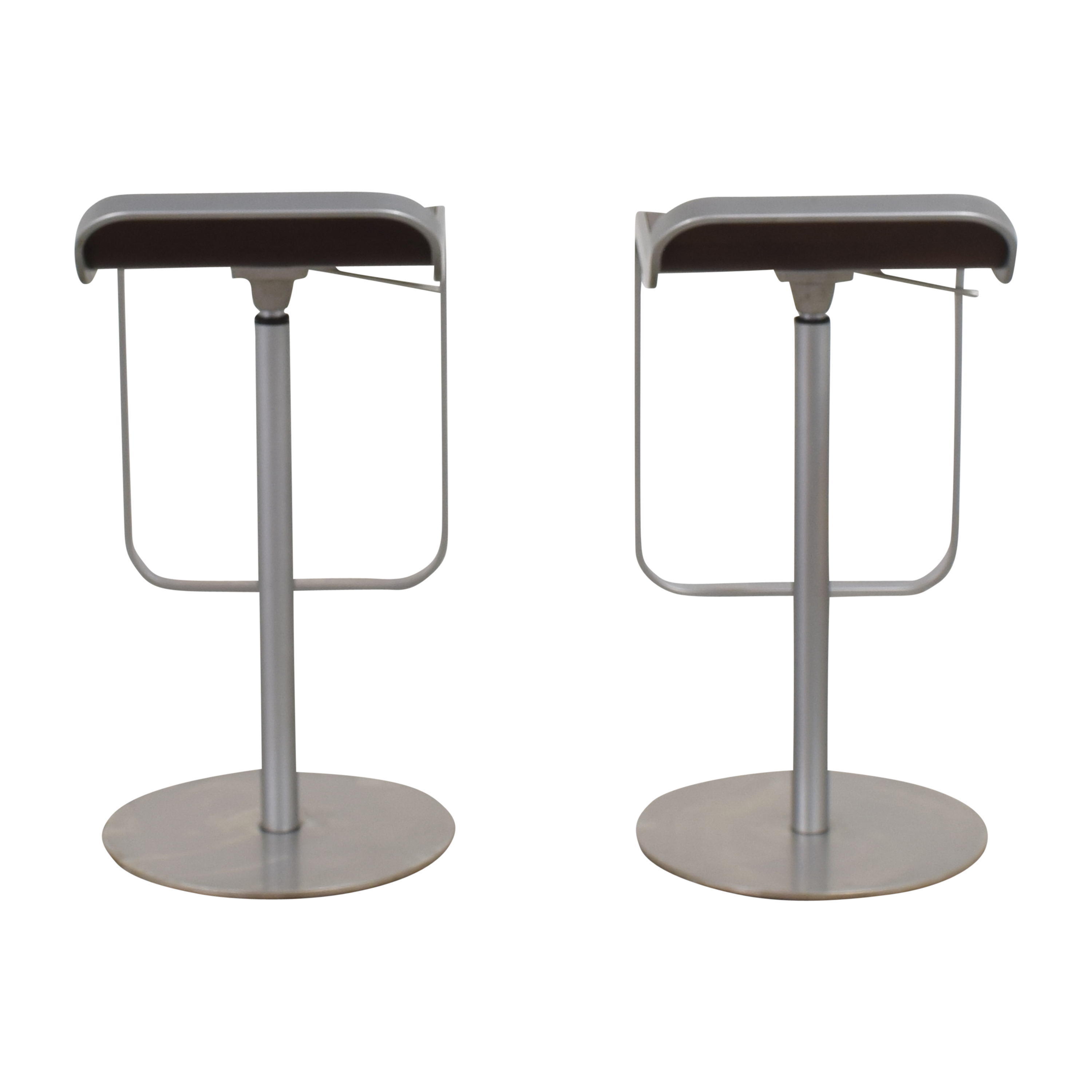 Design Within Reach Design Within Reach Lapalma LEM Piston Stools by Lapalma dimensions