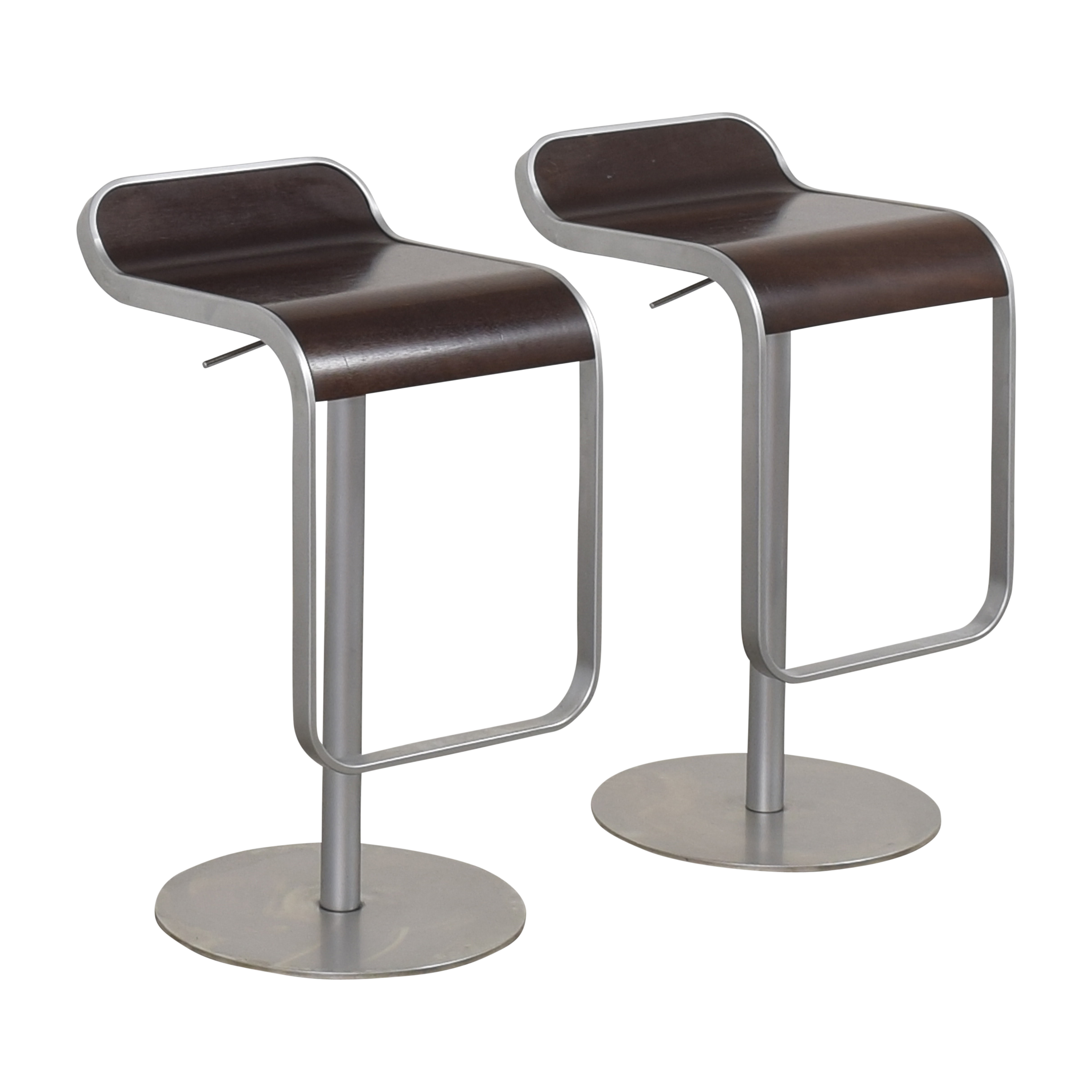 Design Within Reach Design Within Reach Lapalma LEM Piston Stools by Lapalma discount