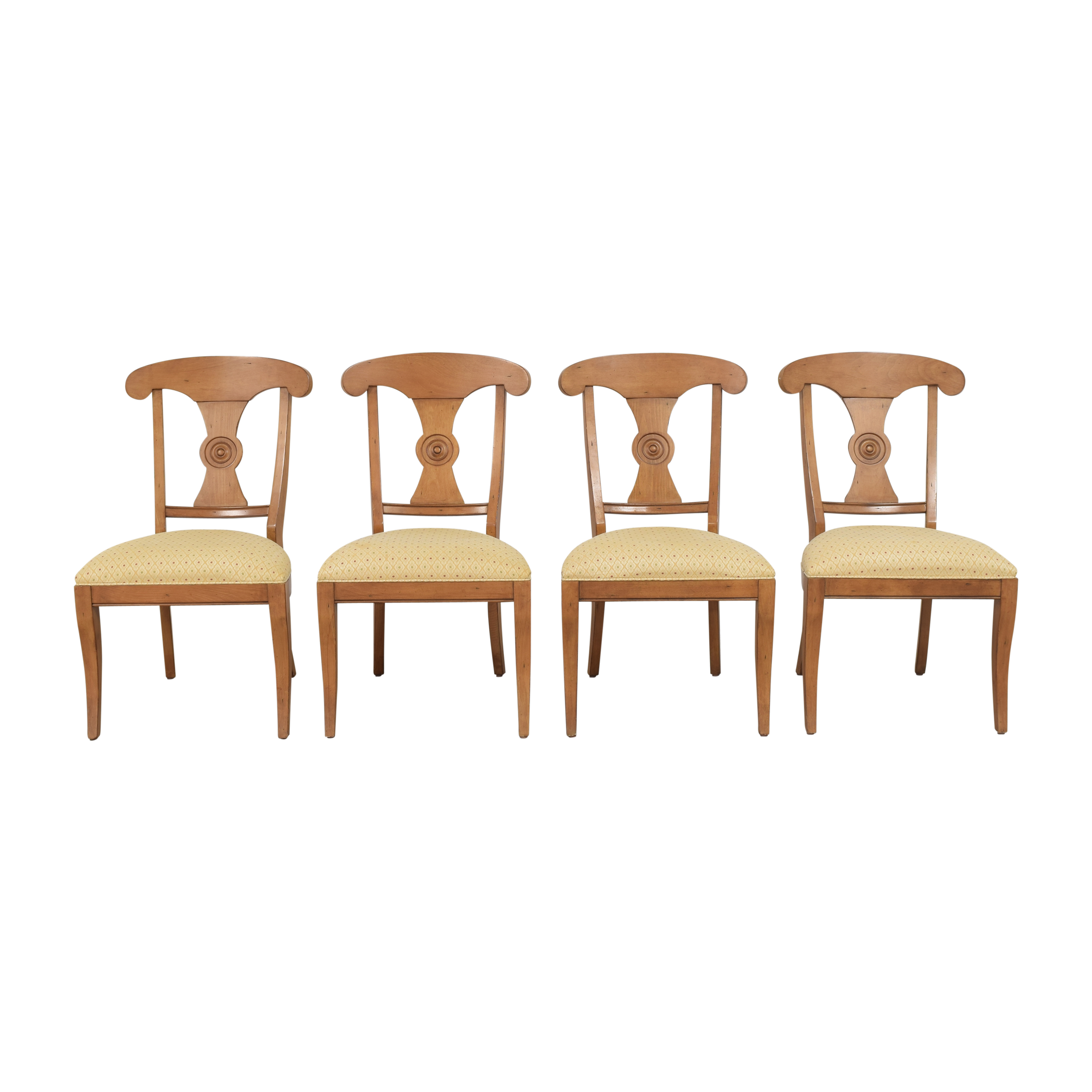 Ethan Allen Ethan Allen New Country Dining Chairs on sale