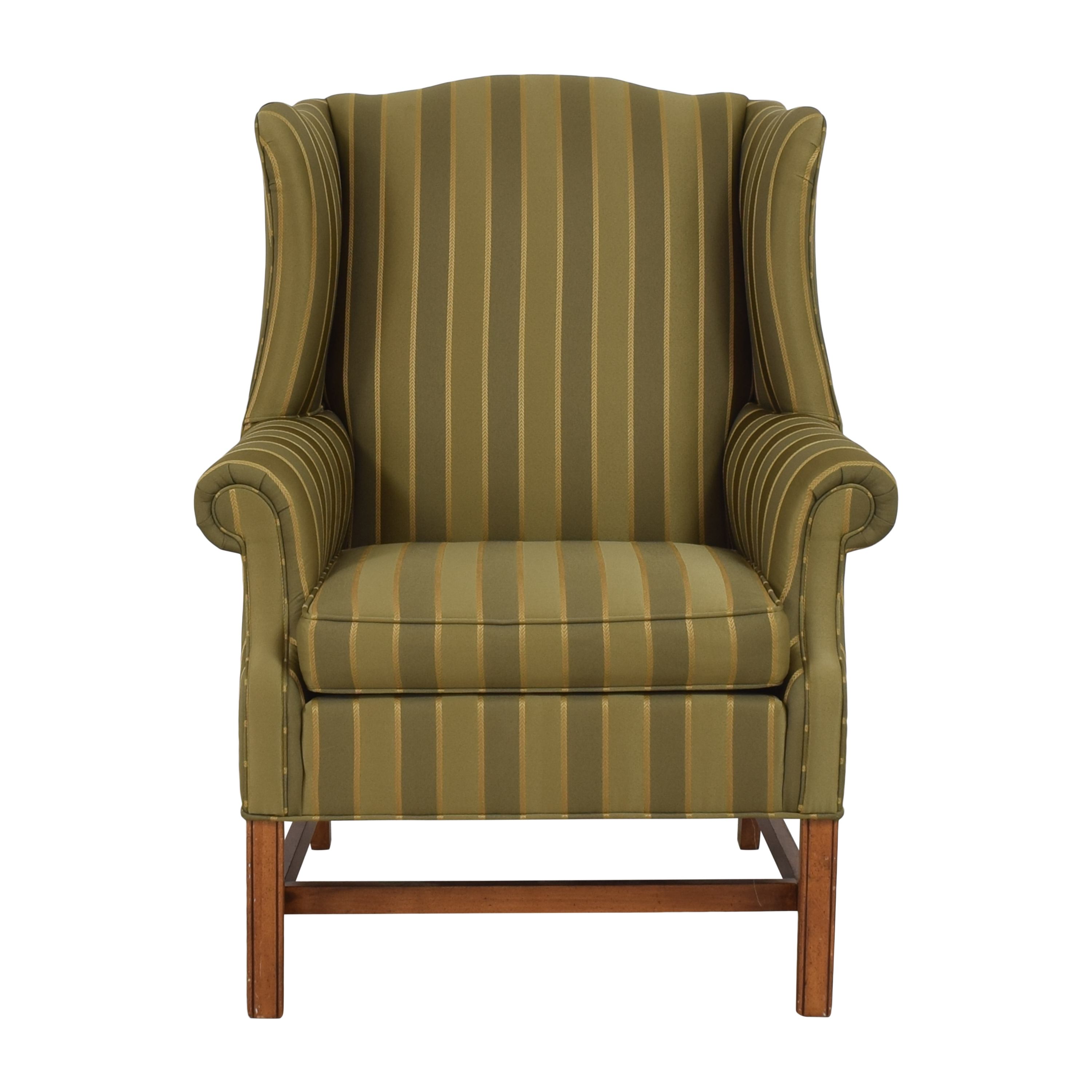 Ethan Allen Ethan Allen Traditional Classics Wingback Chair on sale