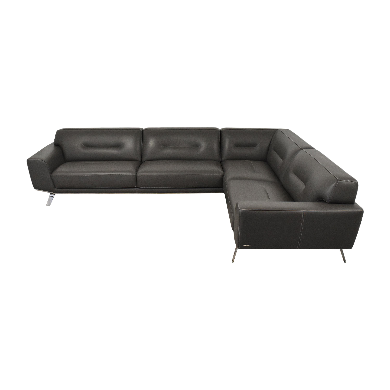 Roche Bobois Perle Corner Composition Sofa sale