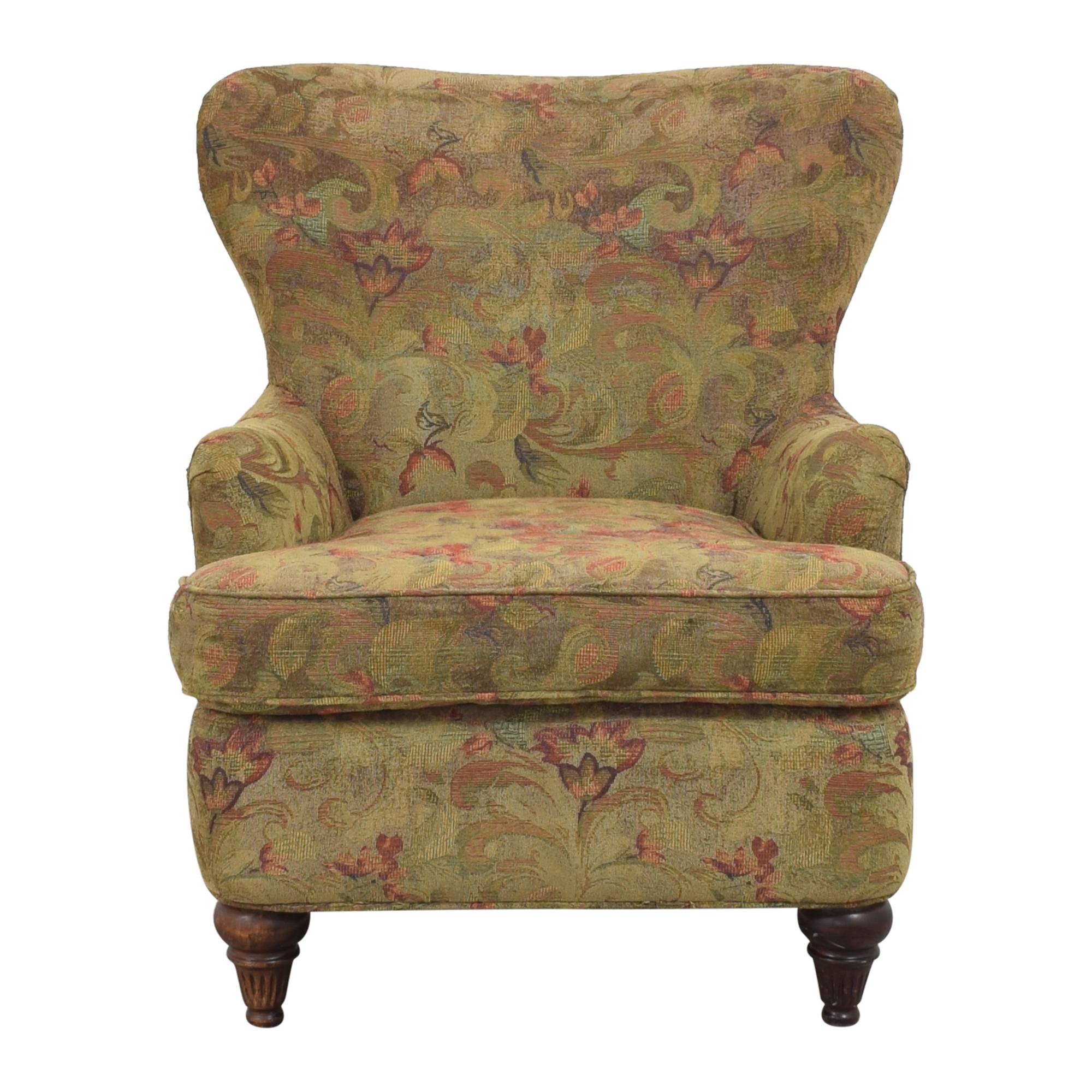 Boston Interiors Boston Interiors Wingback Accent Chair used