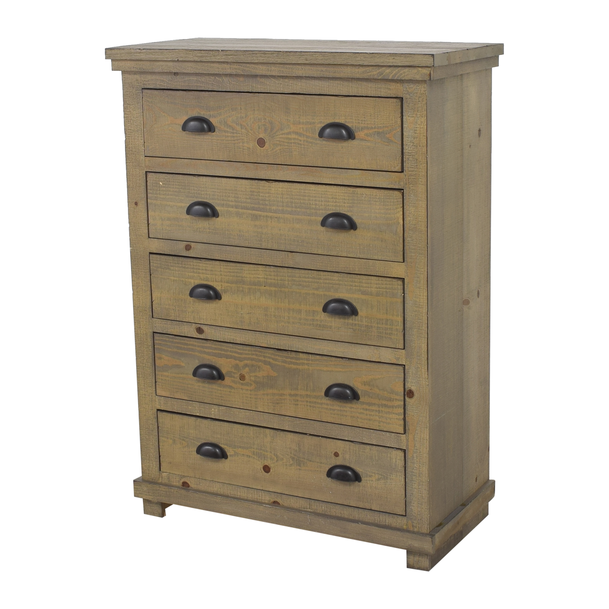 buy Progressive Furniture Progressive Furniture Willow Five Drawer Chest online