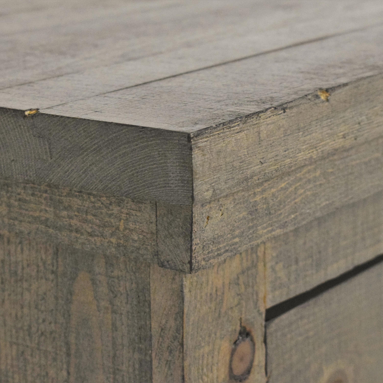 Birch Lane Birch Lane Lockridge Five Drawer Dresser Gray