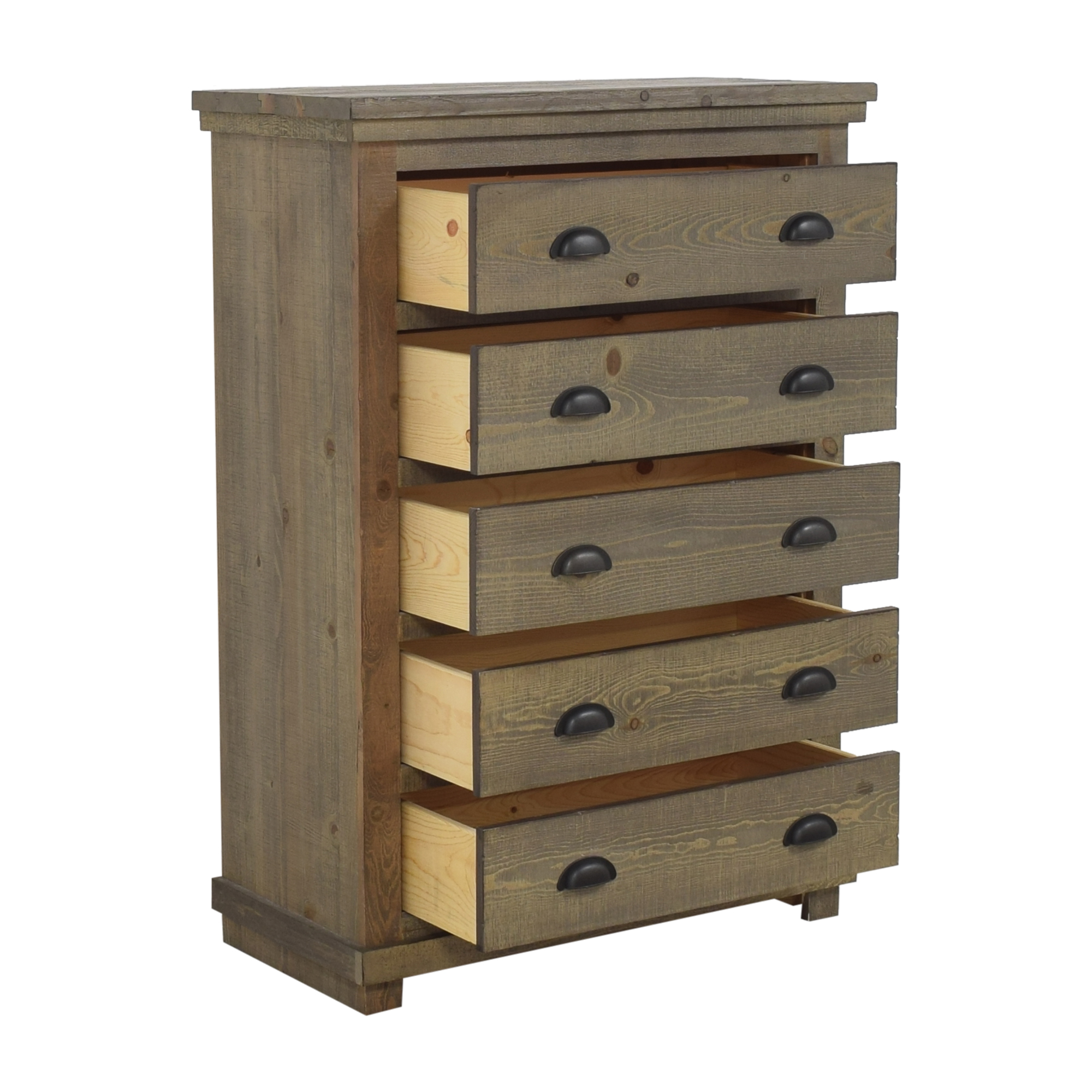 Progressive Furniture Progressive Furniture Willow Five Drawer Chest price