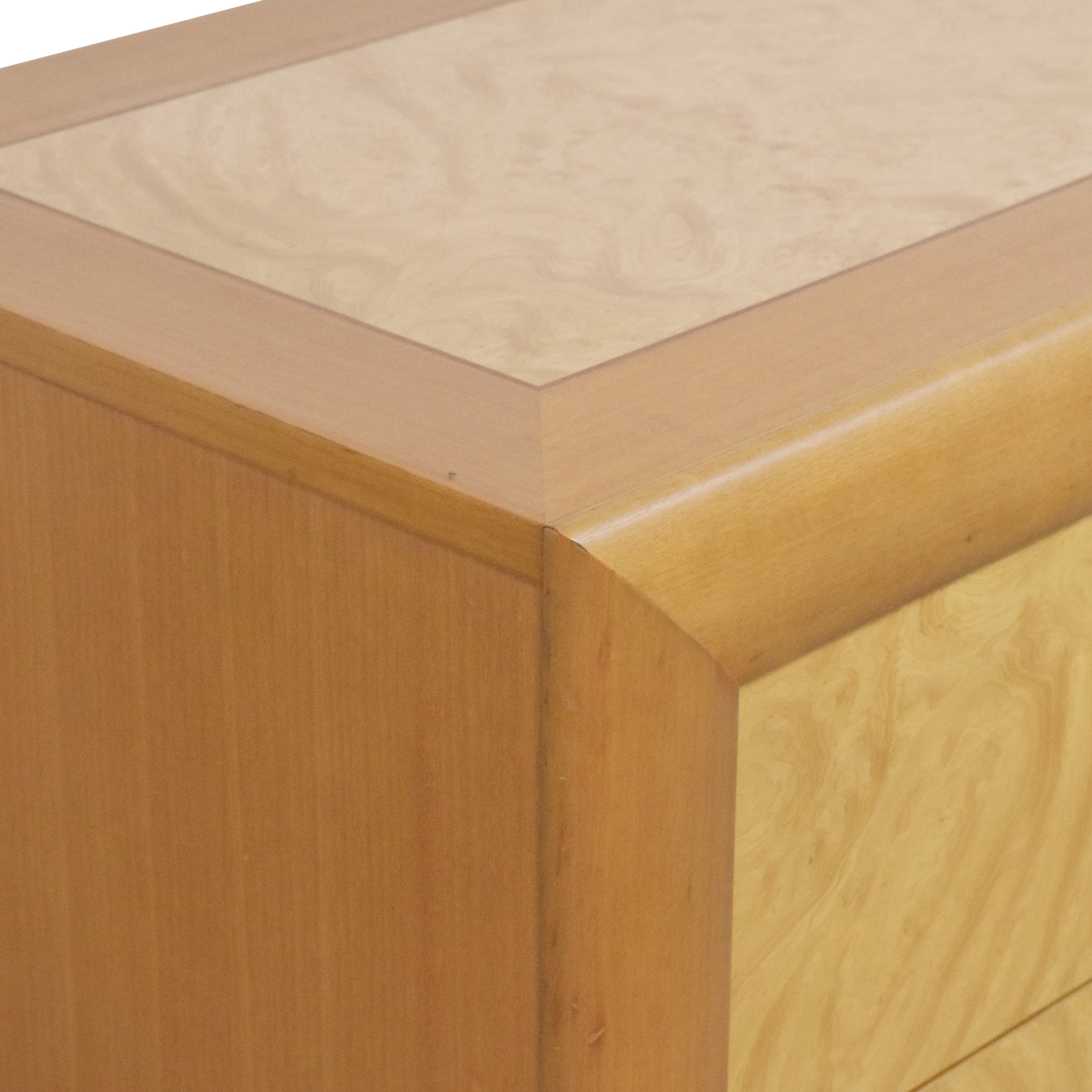 Z Gallerie Z Gallerie Two Drawer Nightstands on sale