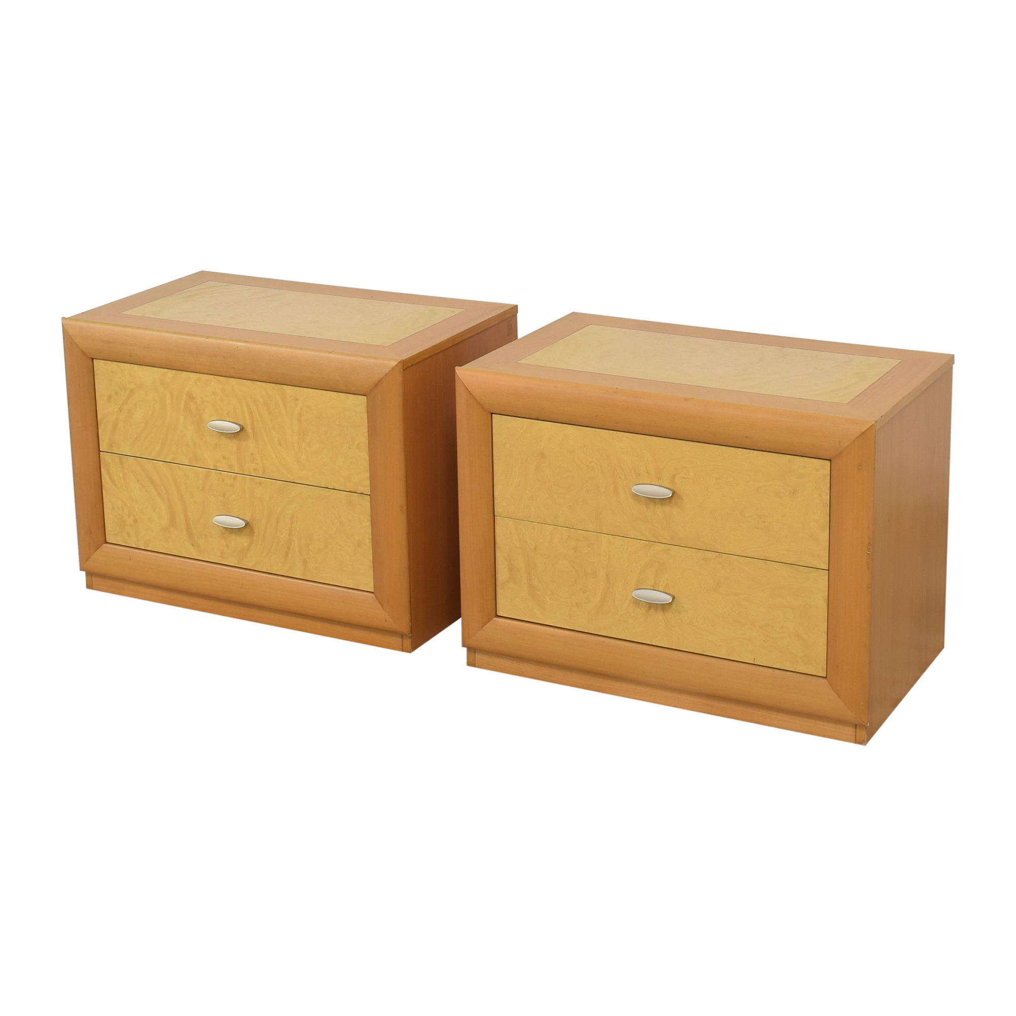 buy Z Gallerie Two Drawer Nightstands Z Gallerie Tables