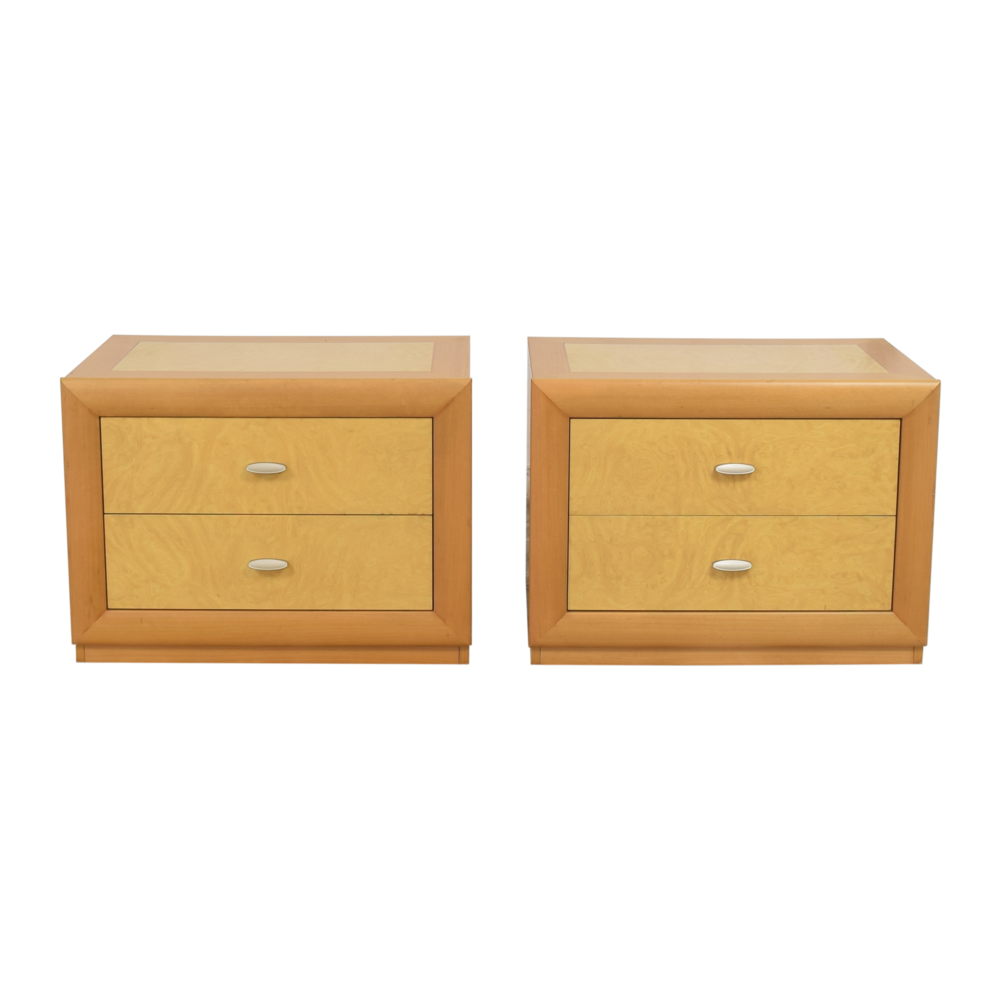 Z Gallerie Z Gallerie Two Drawer Nightstands nyc
