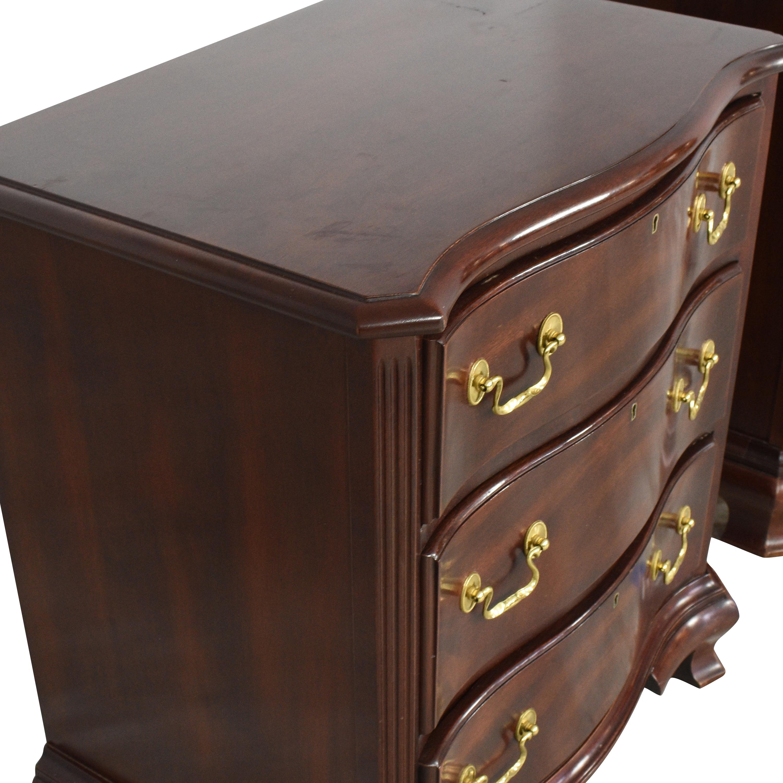 Councill Craftsmen Three Drawer Nightstands sale