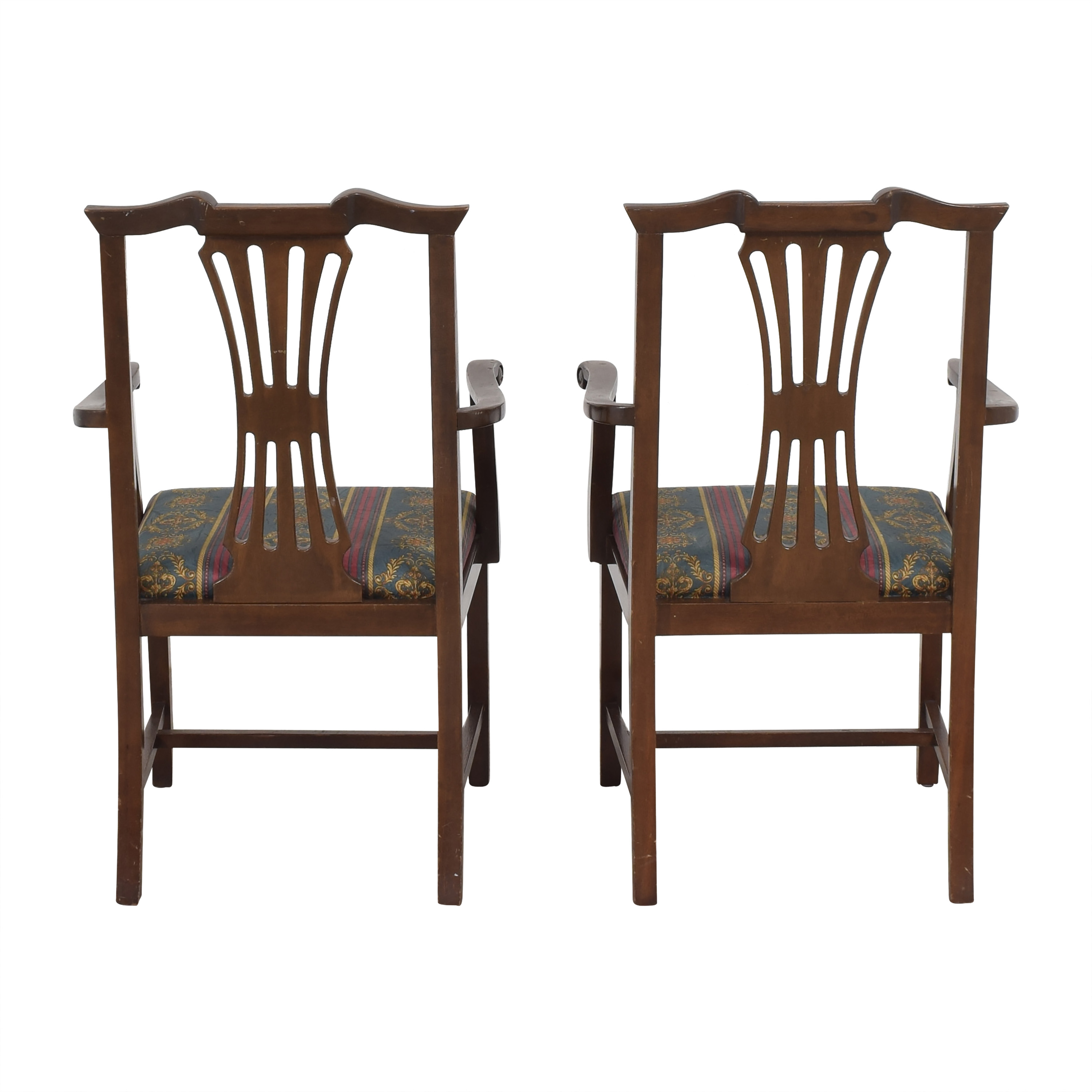 buy Chippendale Dining Arm Chairs  Chairs