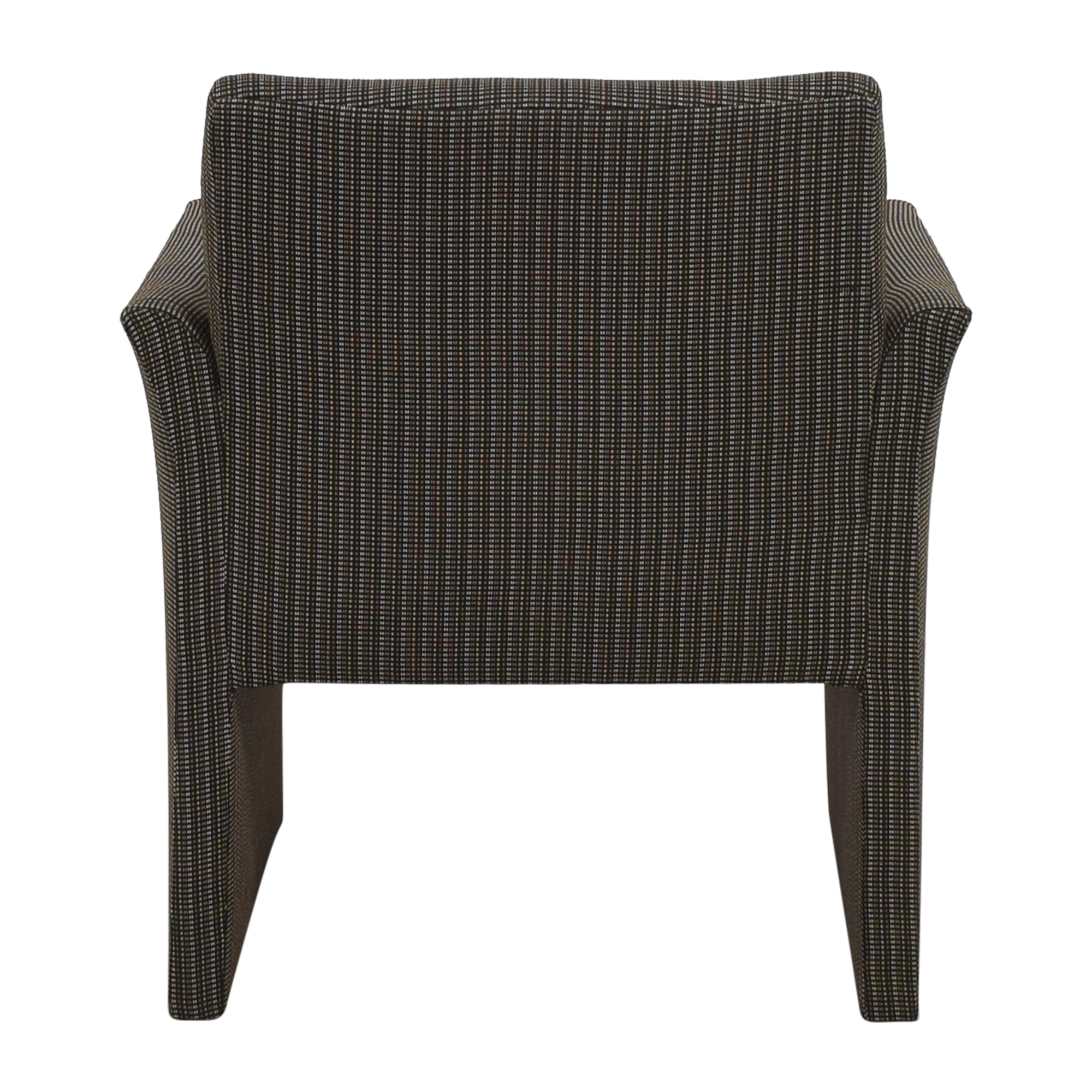 Contemporary Upholstered Club Chair nyc