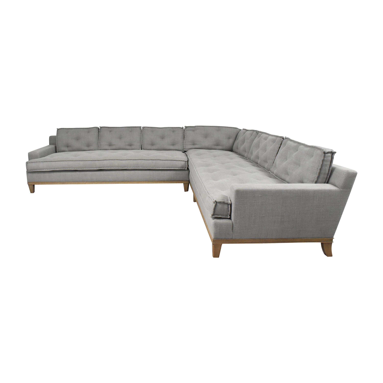 S.R. Gambrel S.R. Gambrel Cooper Sectional Sofa pa