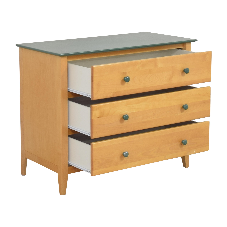 Three Drawer Dresser Dressers