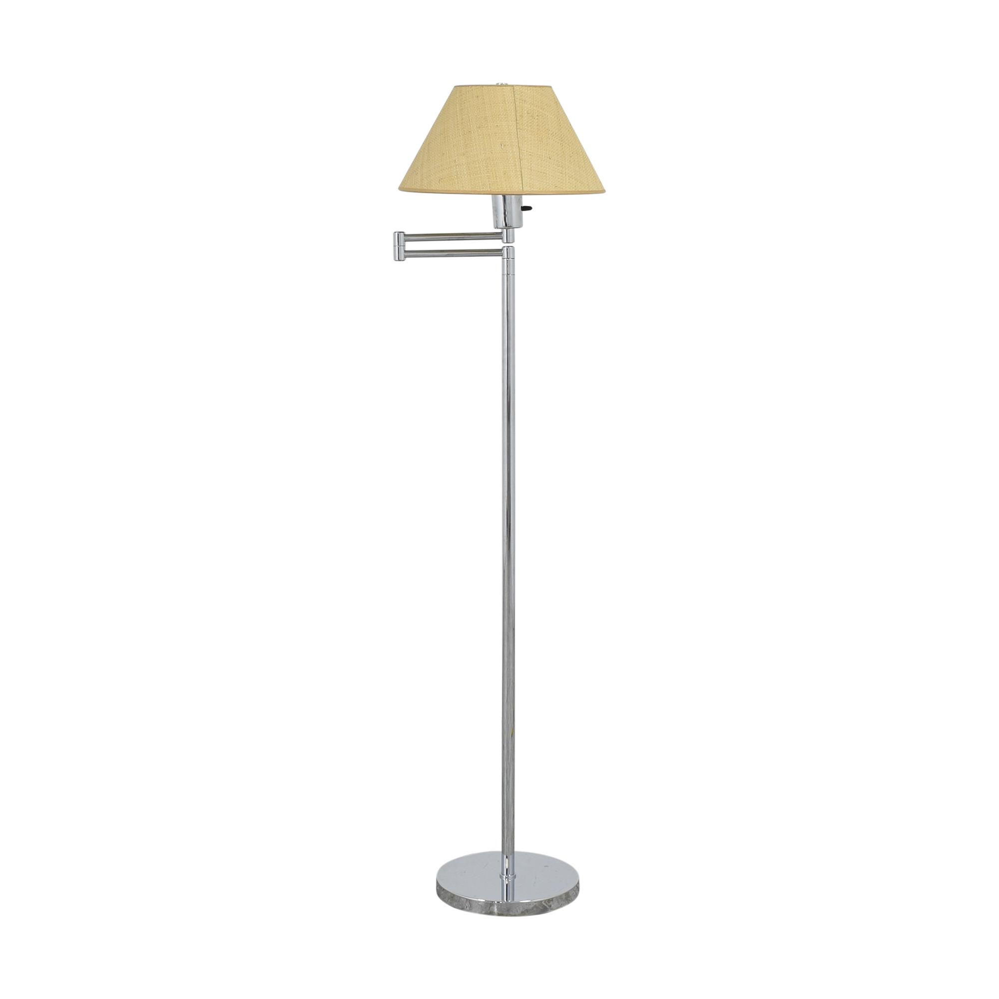shop Scalamandre Scalamandre Hansen Double Swing Arm Floor Lamp online