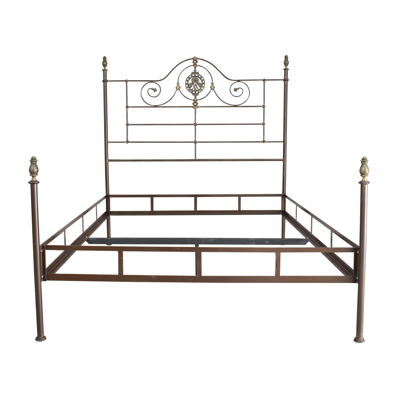 buy Openwork Queen Bed  Beds